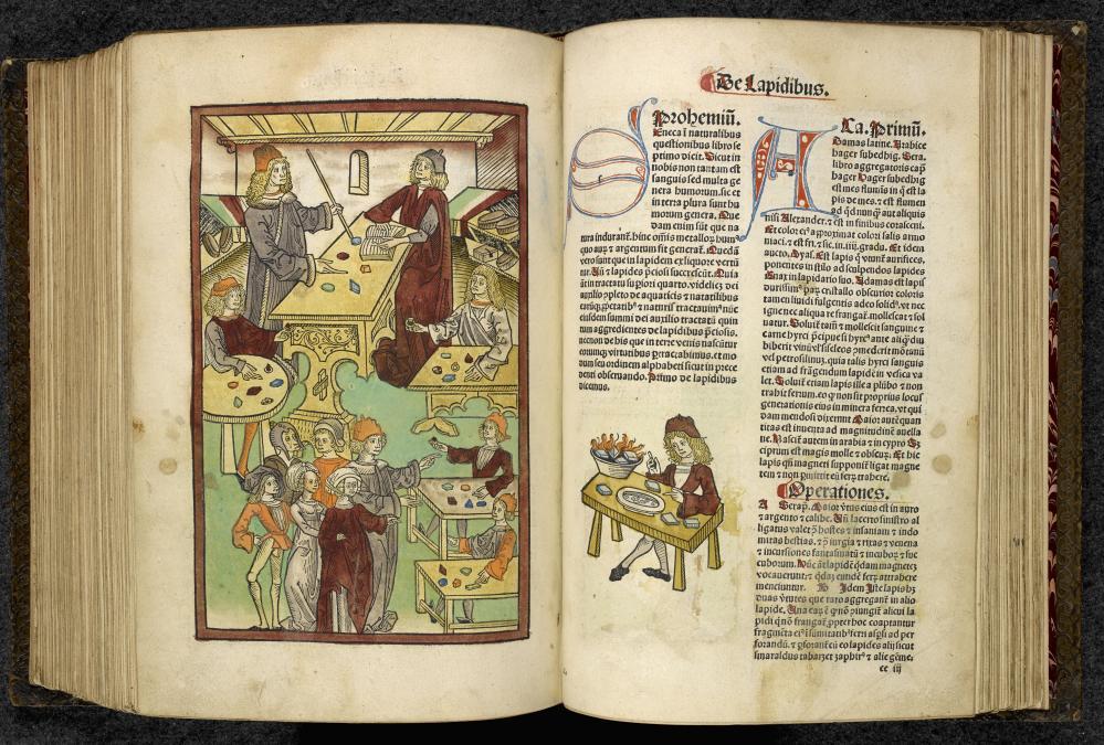 Jacob Meydenbach's 15th-century encyclopedia, Ortus Sanitatis