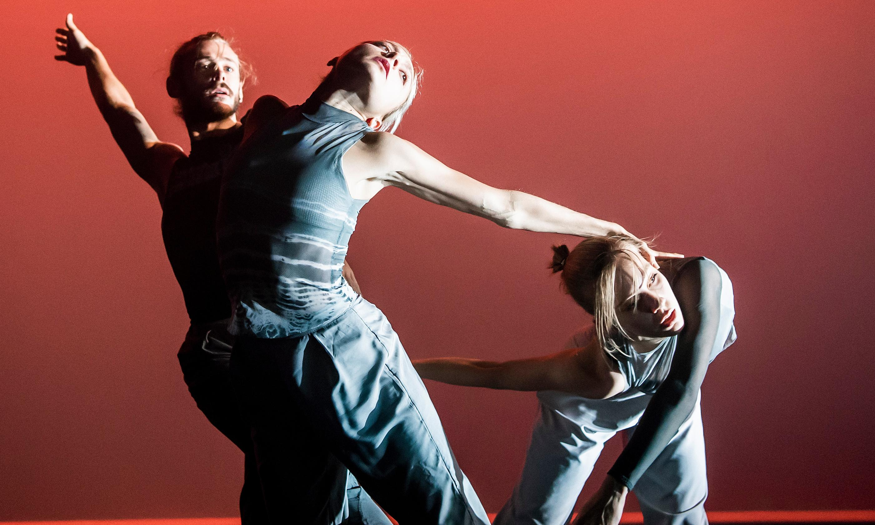 Fabula Collective review – beautiful yearning bodies inspire belief