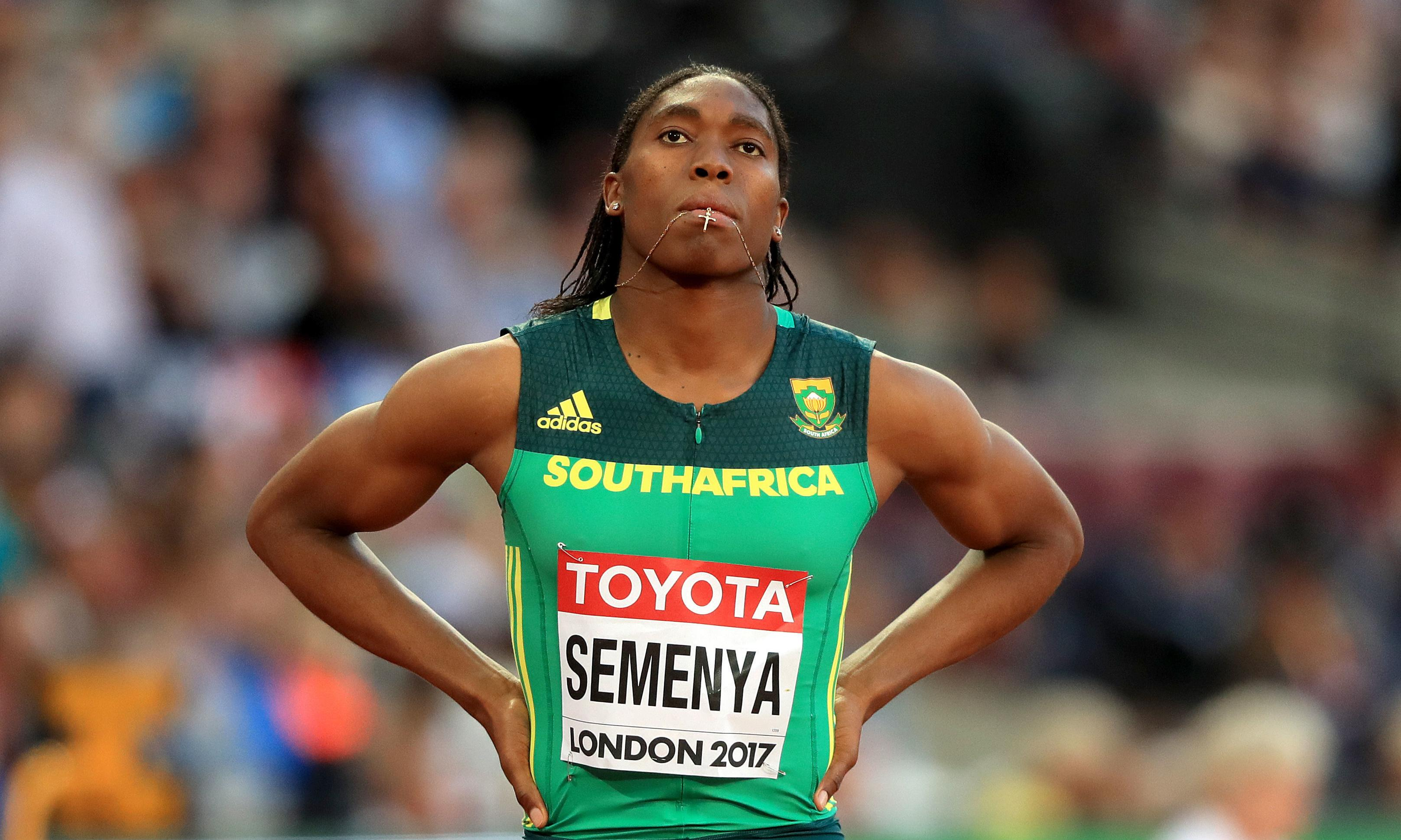Caster Semenya accuses IAAF of using her as a 'guinea pig experiment'