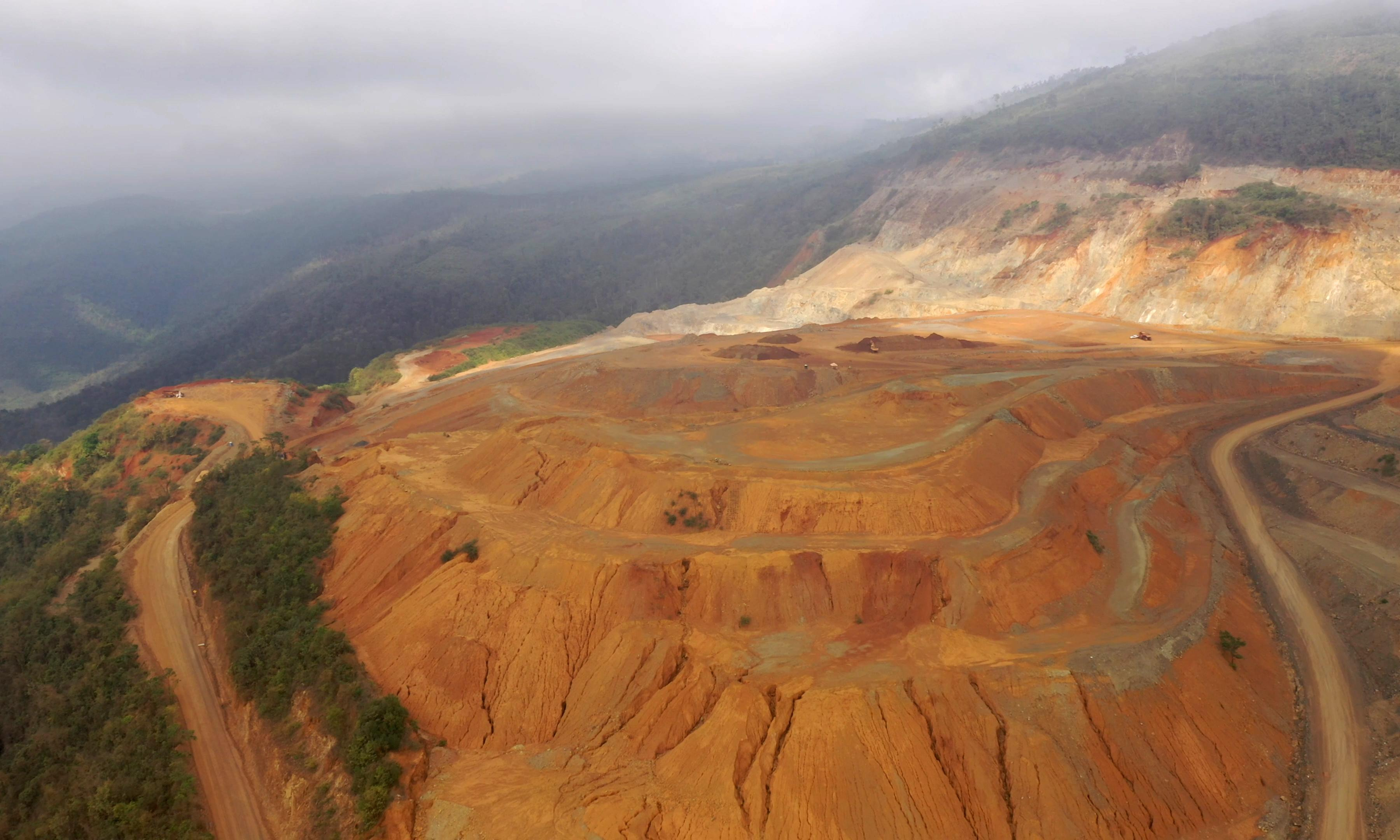 European-owned mine paid Guatemala just £1.4m in compulsory royalty taxes