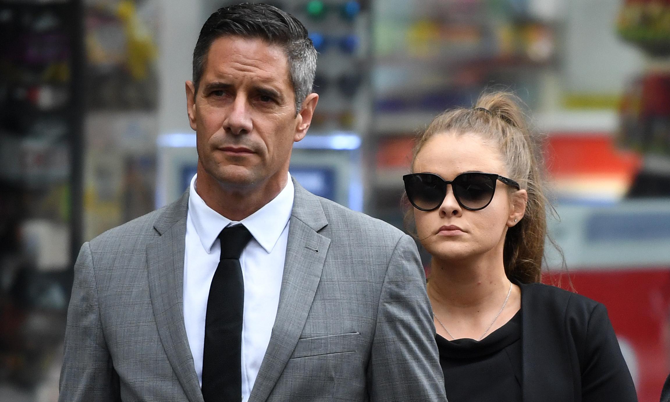 Roman Quaedvlieg's partner pleads guilty to misleading corruption investigators