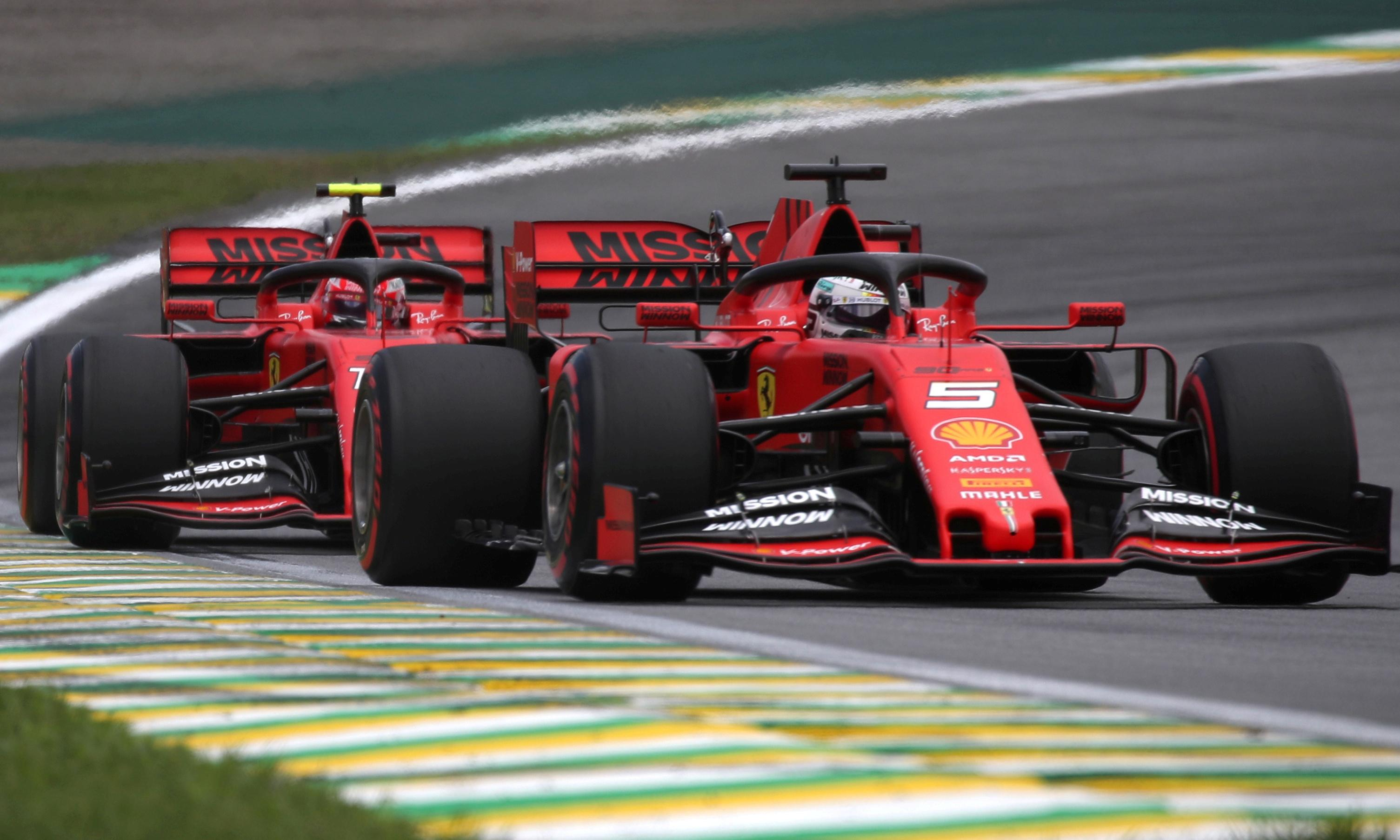 Leclerc has earned his spurs and deserves parity with Vettel at Ferrari