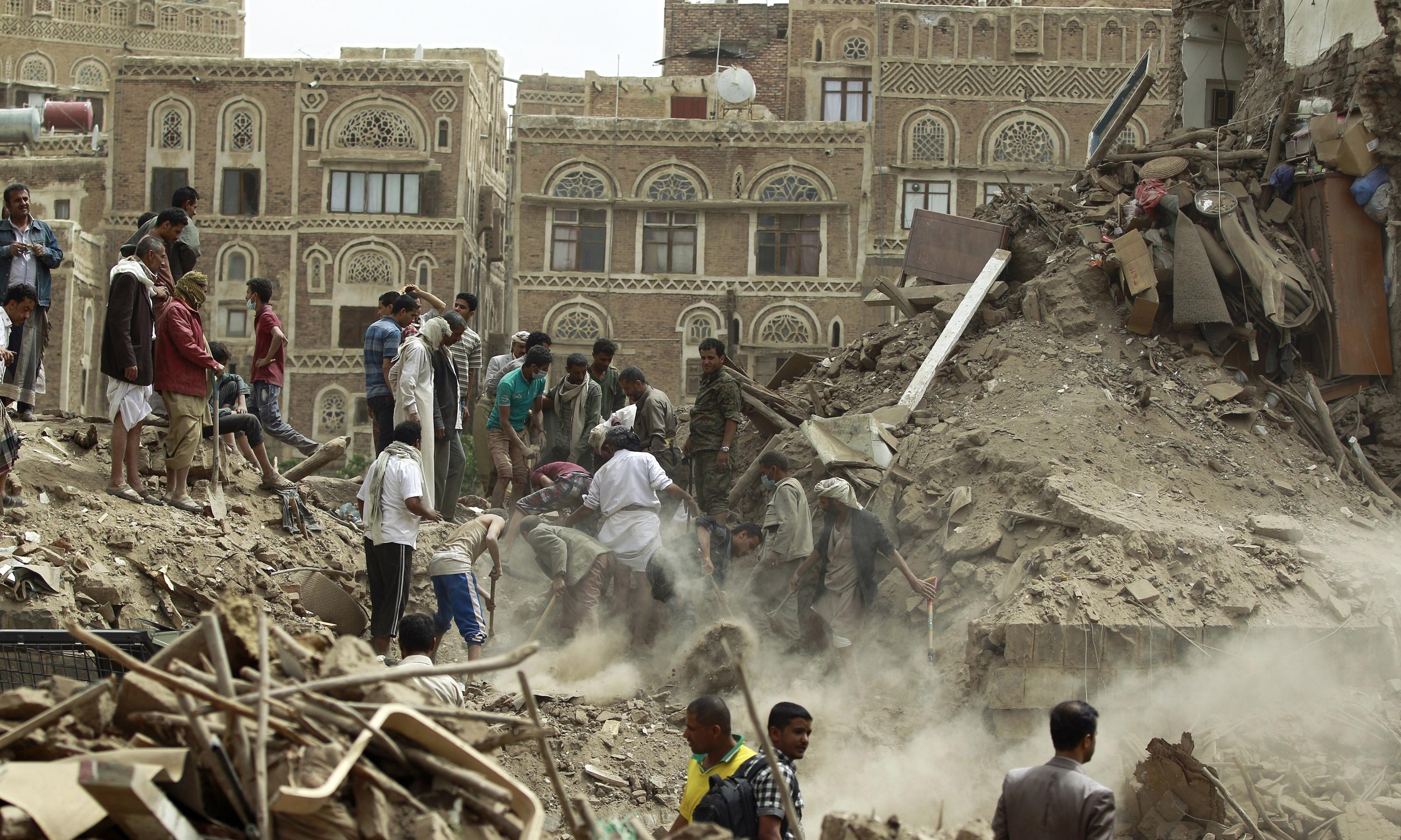 Yemen proves it: in western eyes, not all 'Notre Dames' are created equal