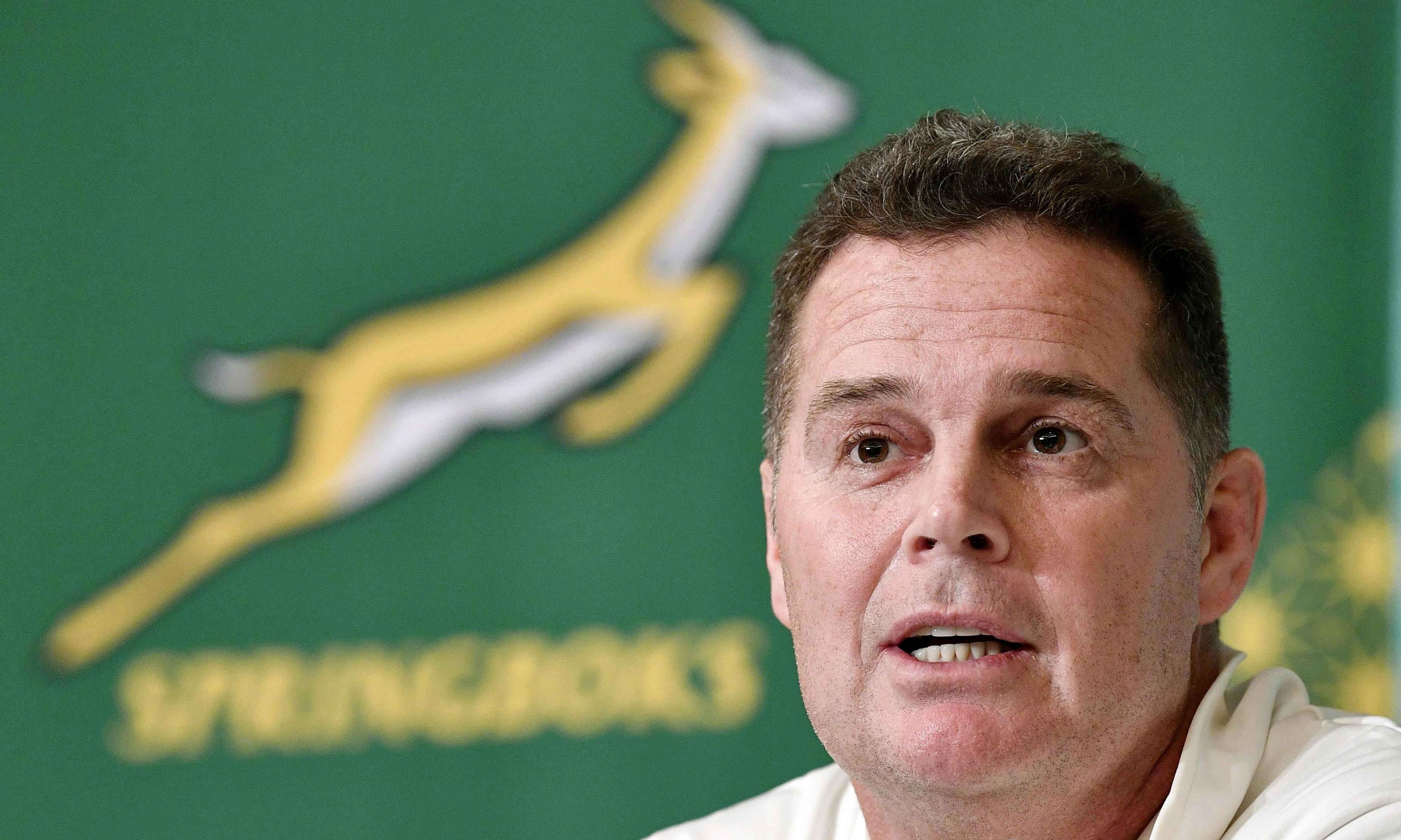 Japan are our World Cup enemy but we love the people, says Rassie Erasmus
