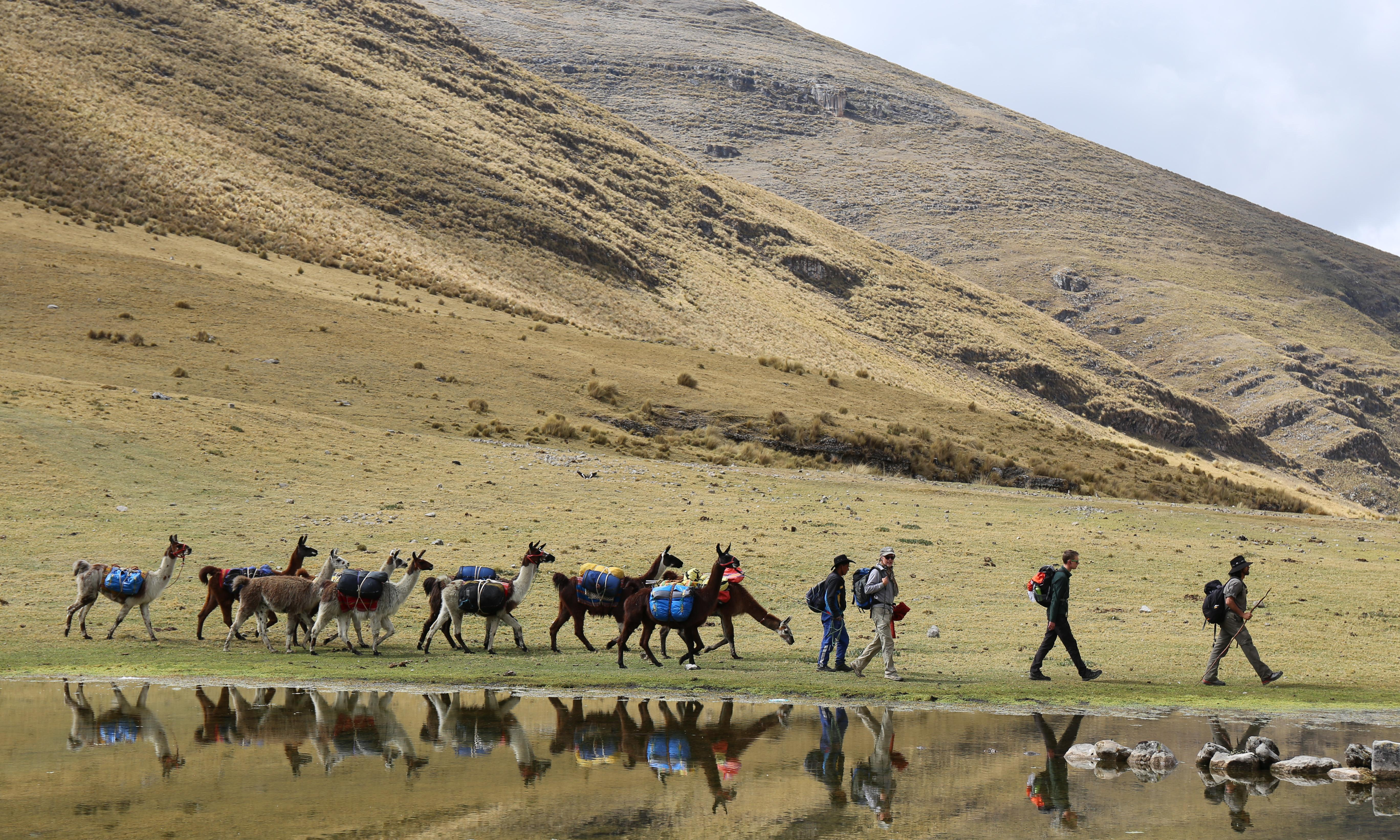 Peru: take the high road to Inca glory