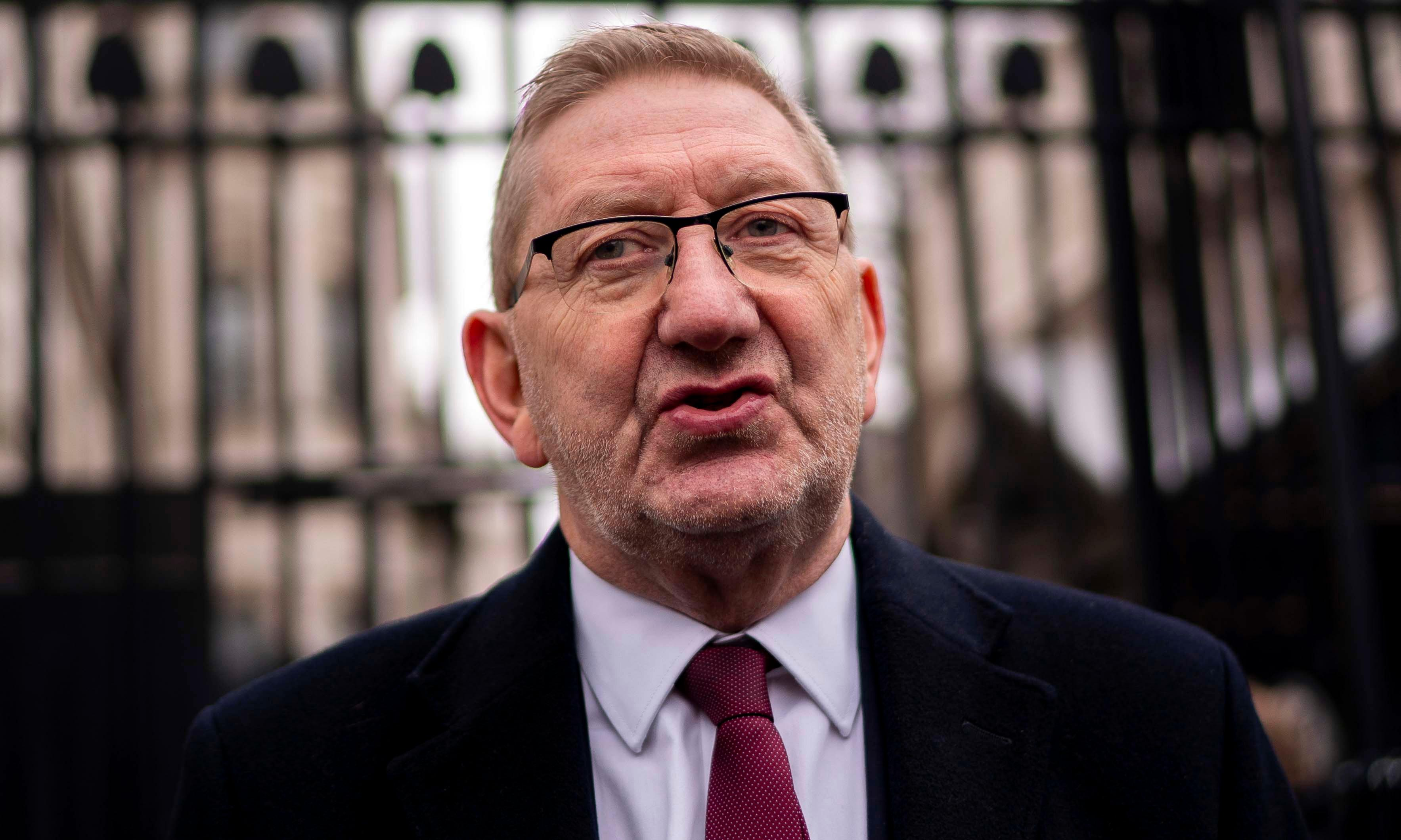 Len McCluskey accuses Tom Watson of anti-Corbyn plot
