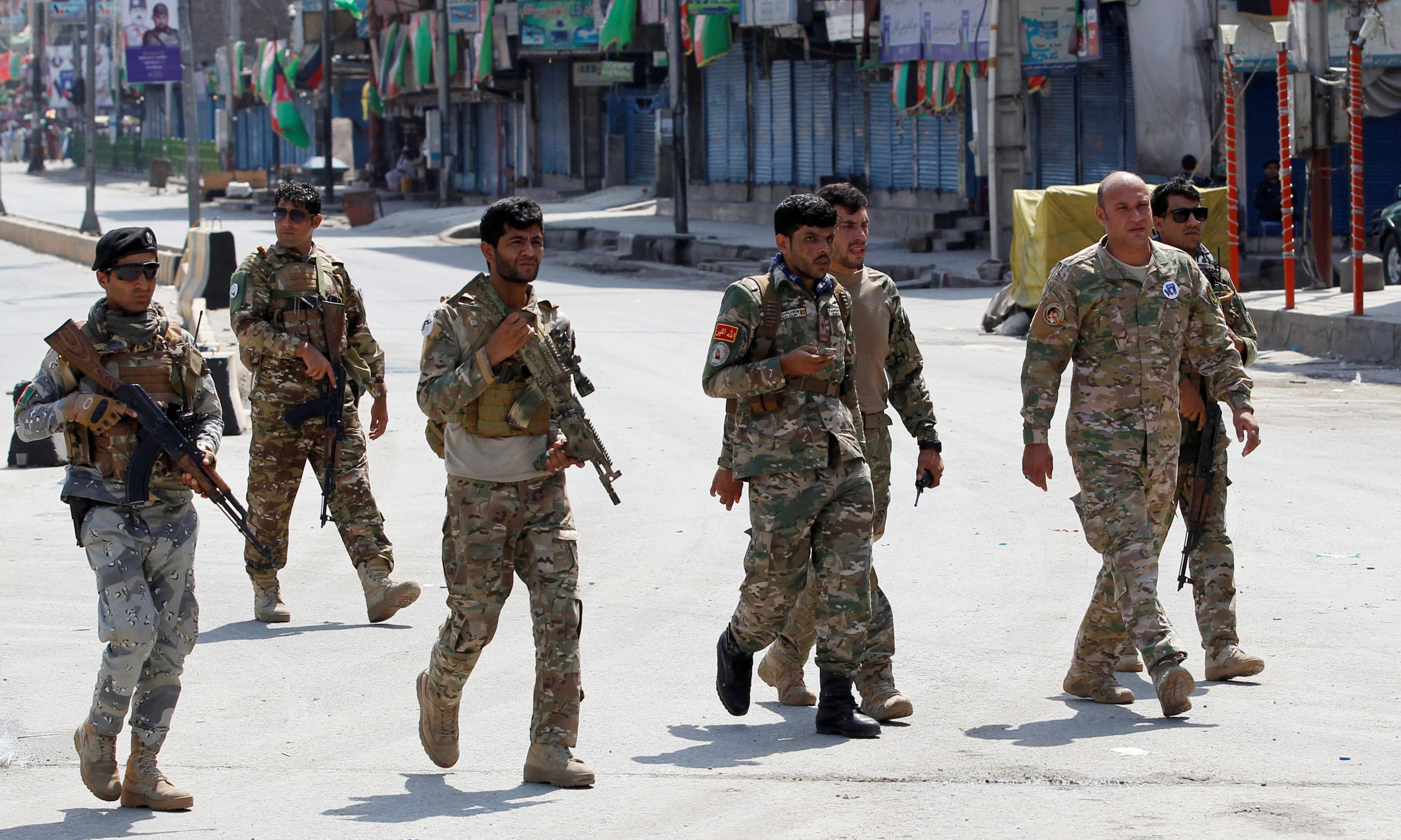 Afghan wedding massacre followed by independence day bombings