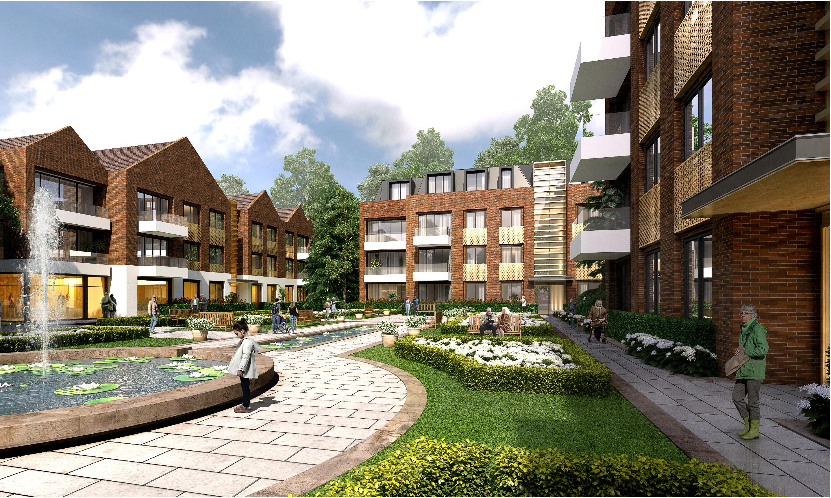 L&G's £2bn retirement homes plan could 'revive UK's high streets'