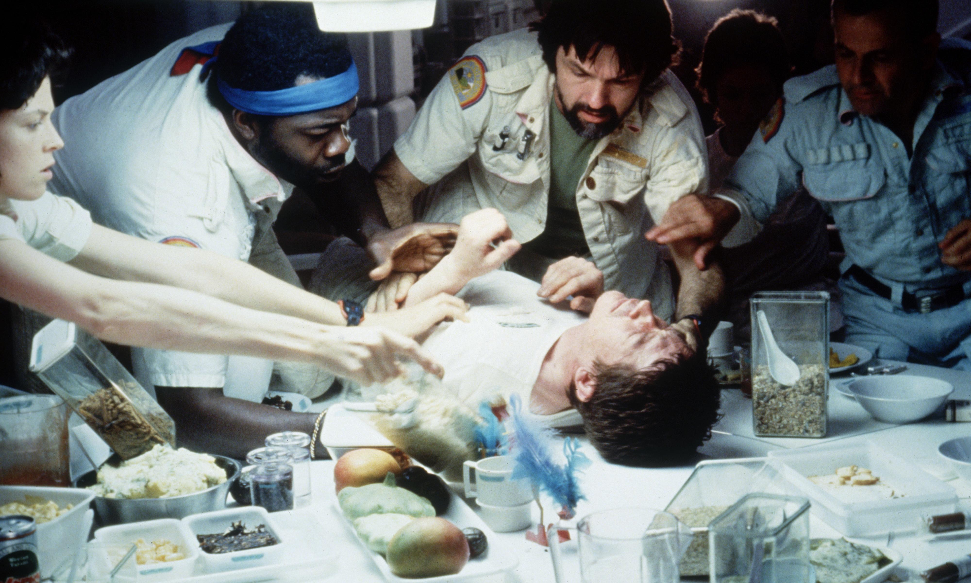 Dr Alien, PhD: the horror classic that academia loves