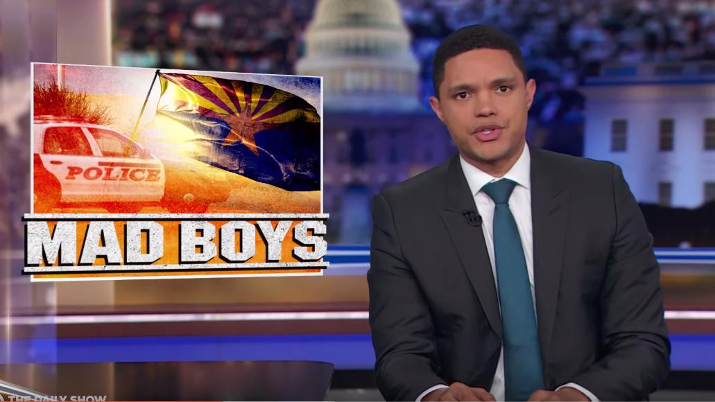 Trevor Noah on police brutality video: 'What happened to protect and serve?'