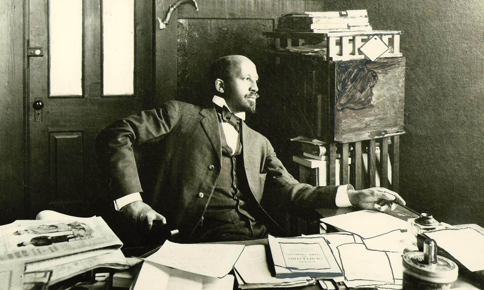 Black Lives 1900 review – WEB Du Bois at the Paris exposition
