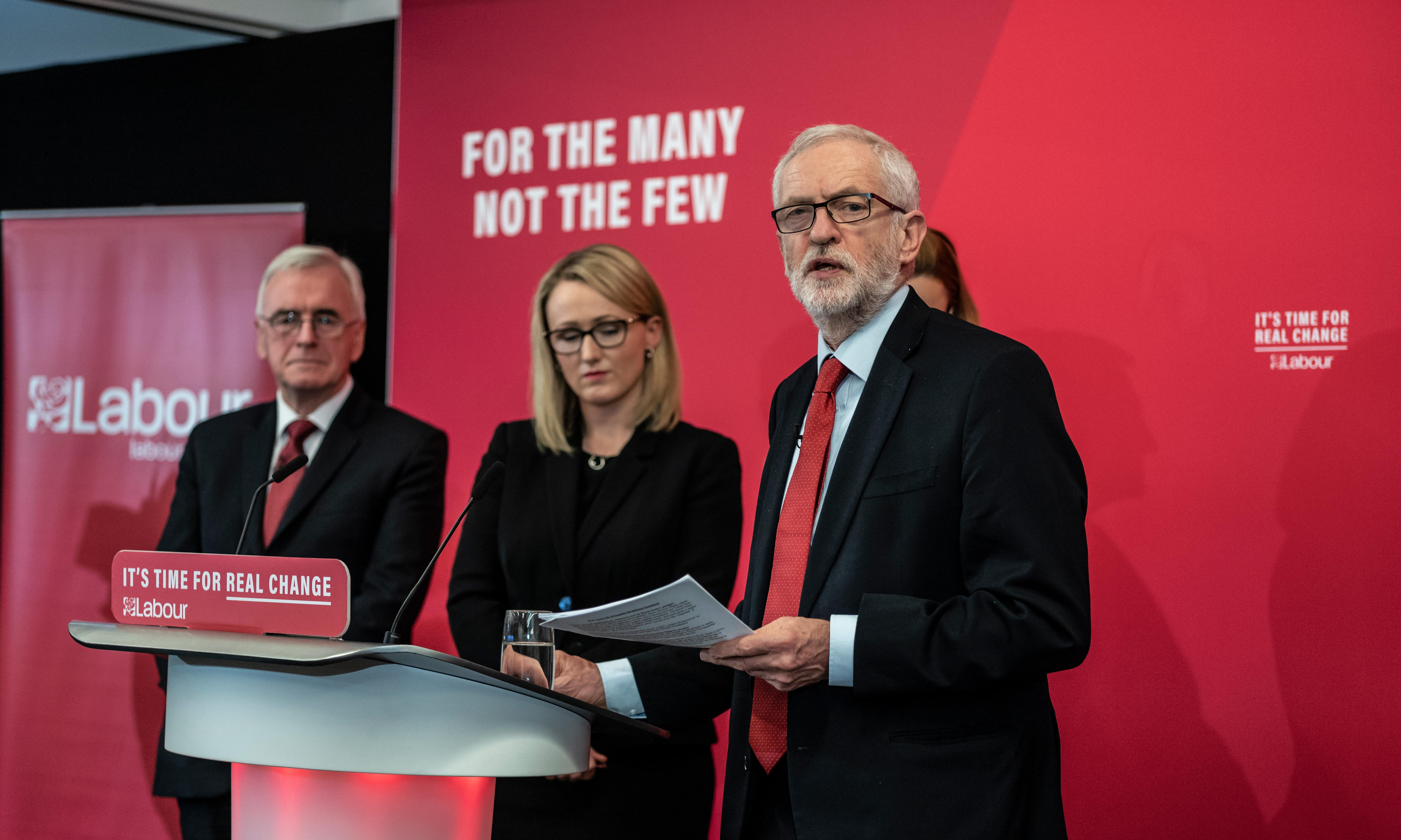 Labour defeat due to gimmicks and division, say members