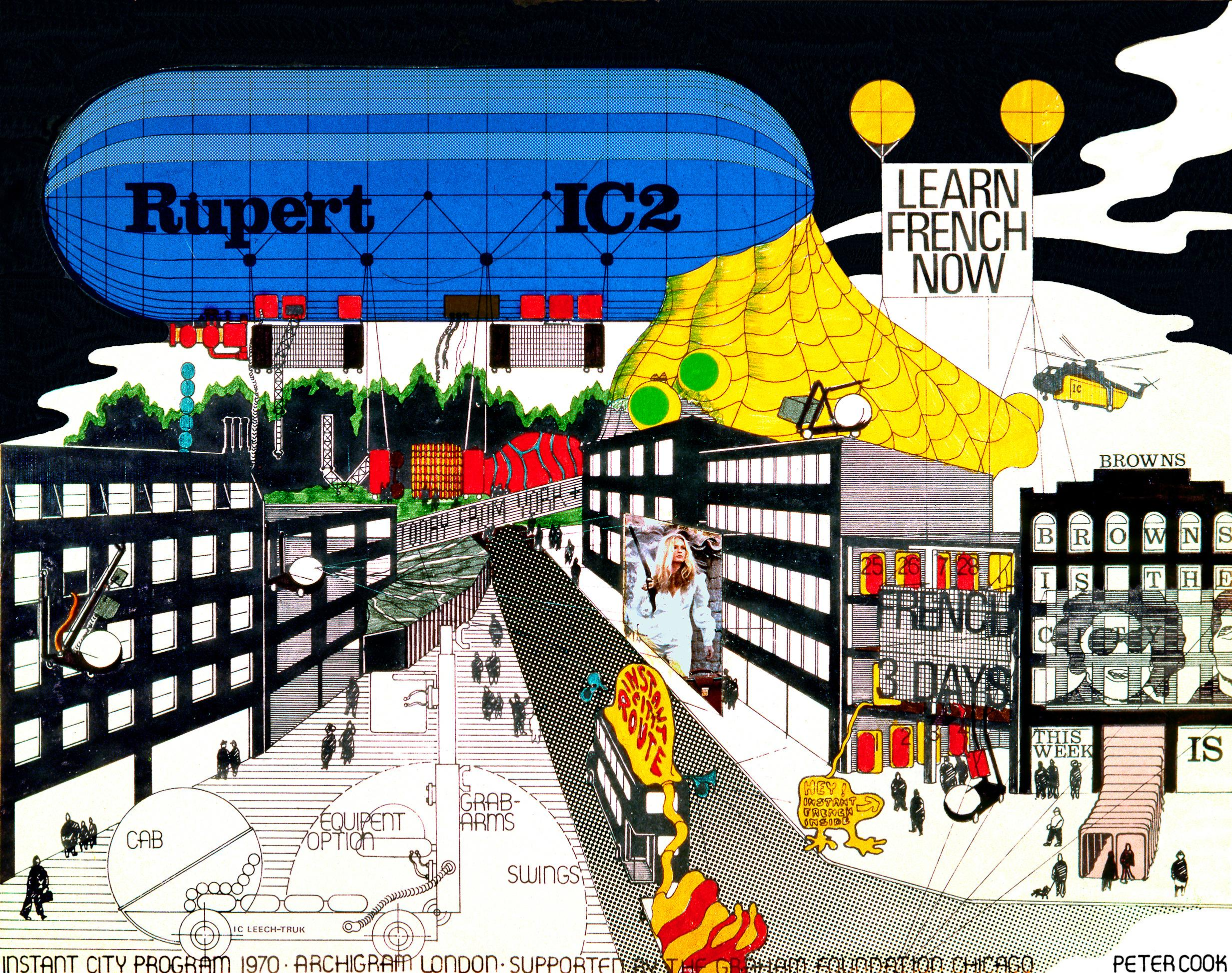 The world according to Archigram