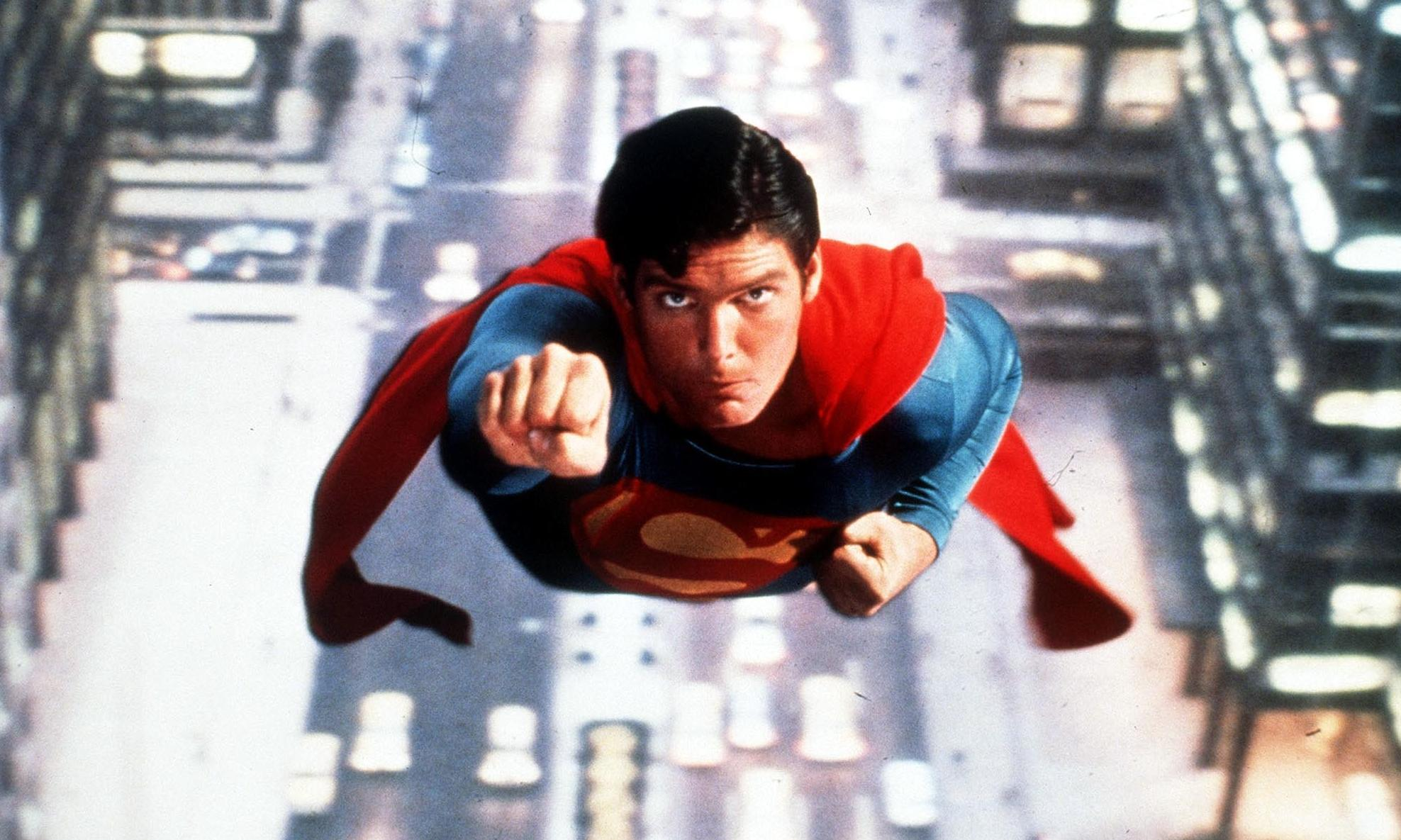 Forty years on from Superman: The Movie, I still believe a man can fly