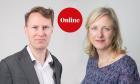 Luke Harding and  Carole Cadwalladr