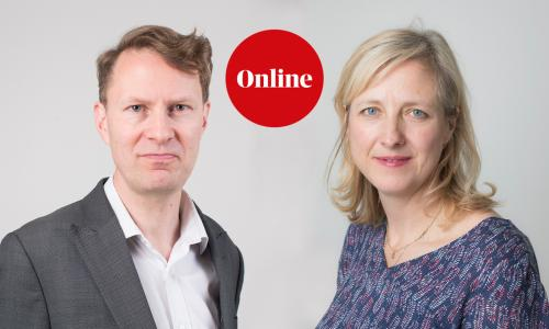 Luke Harding and  Carole Cadwalladr