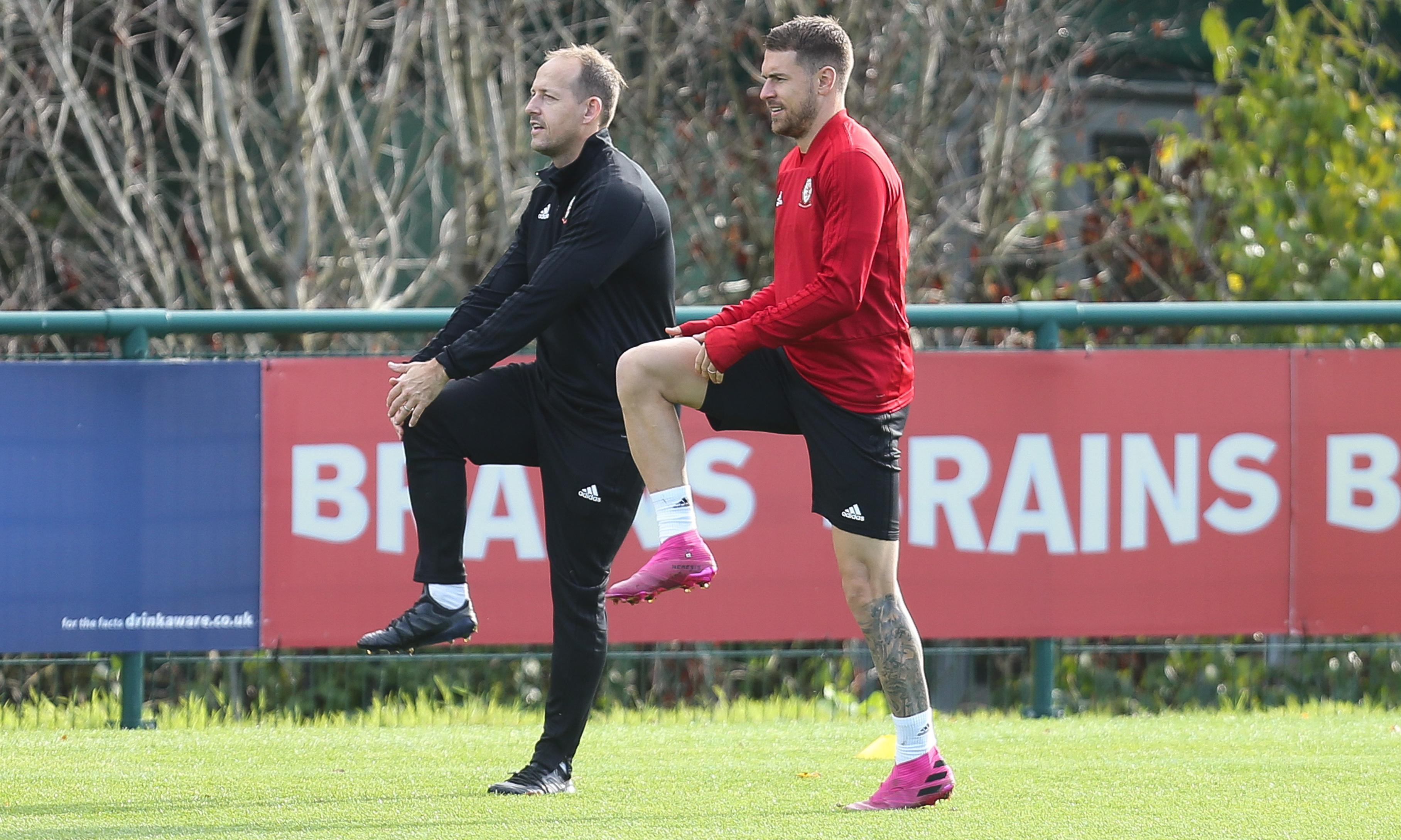 Aaron Ramsey out for Euro 2020 qualifier as Wales absence goes on