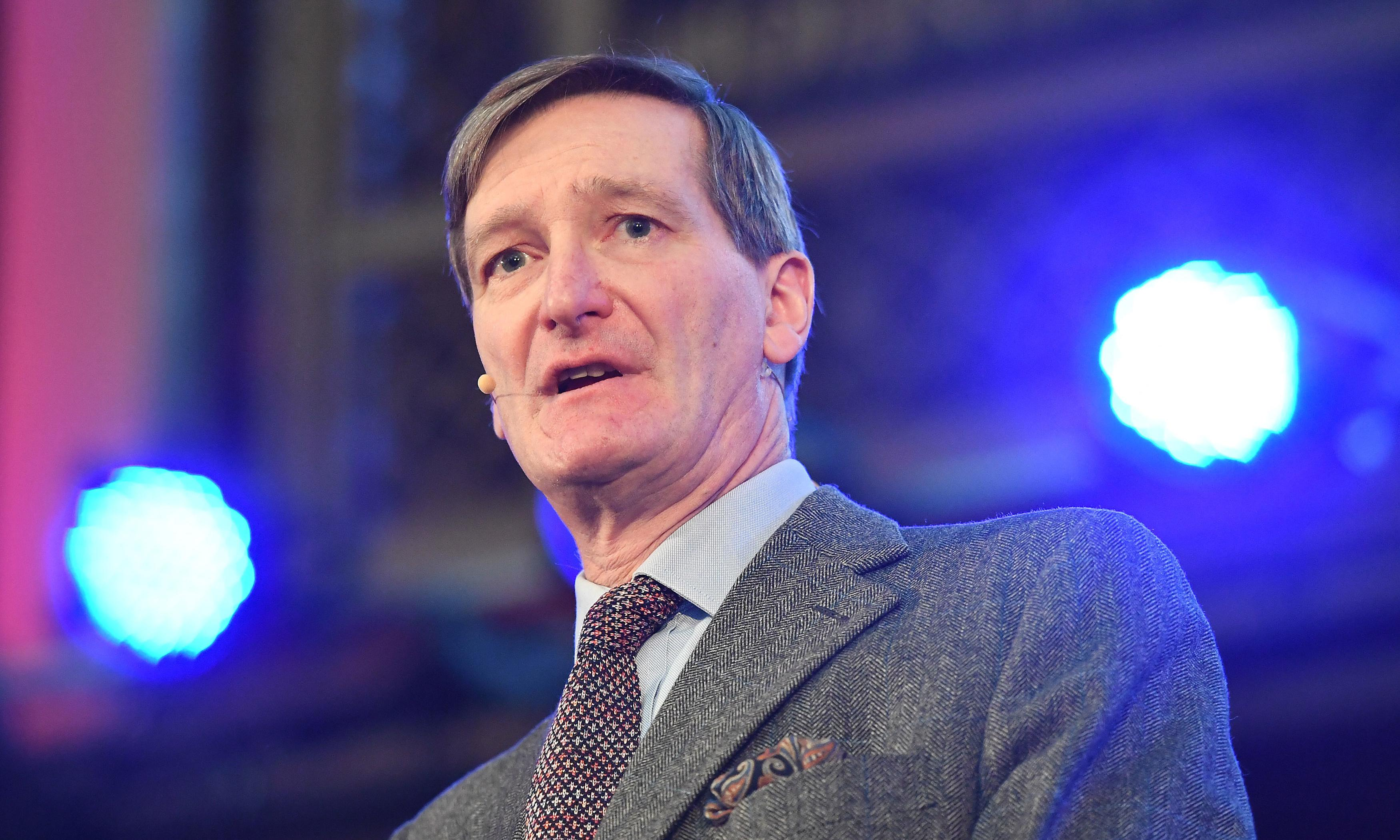 Dominic Grieve: PM's rhetoric led directly to death threats