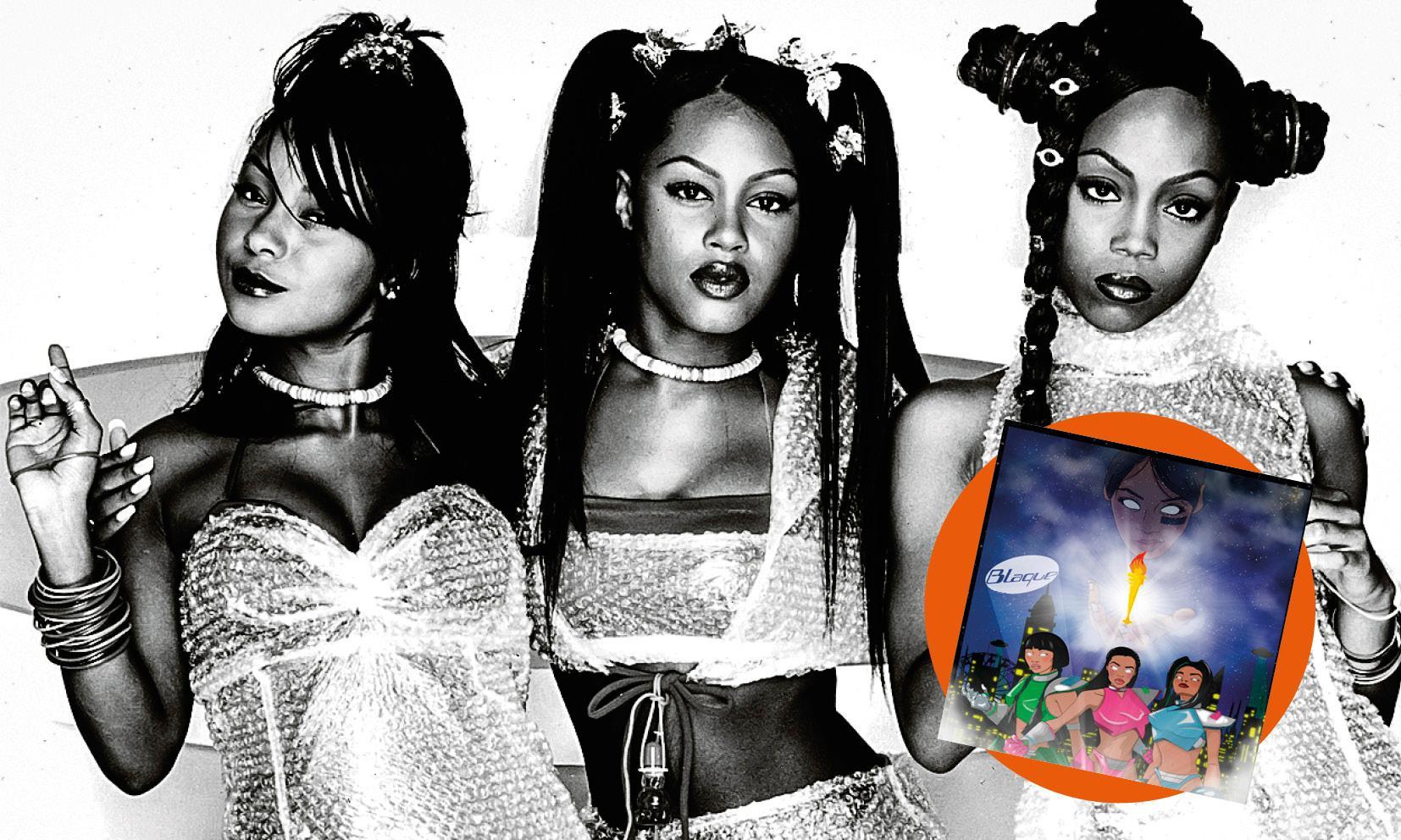 Blaque: How a forgotten R&B trio rescued their album from oblivion