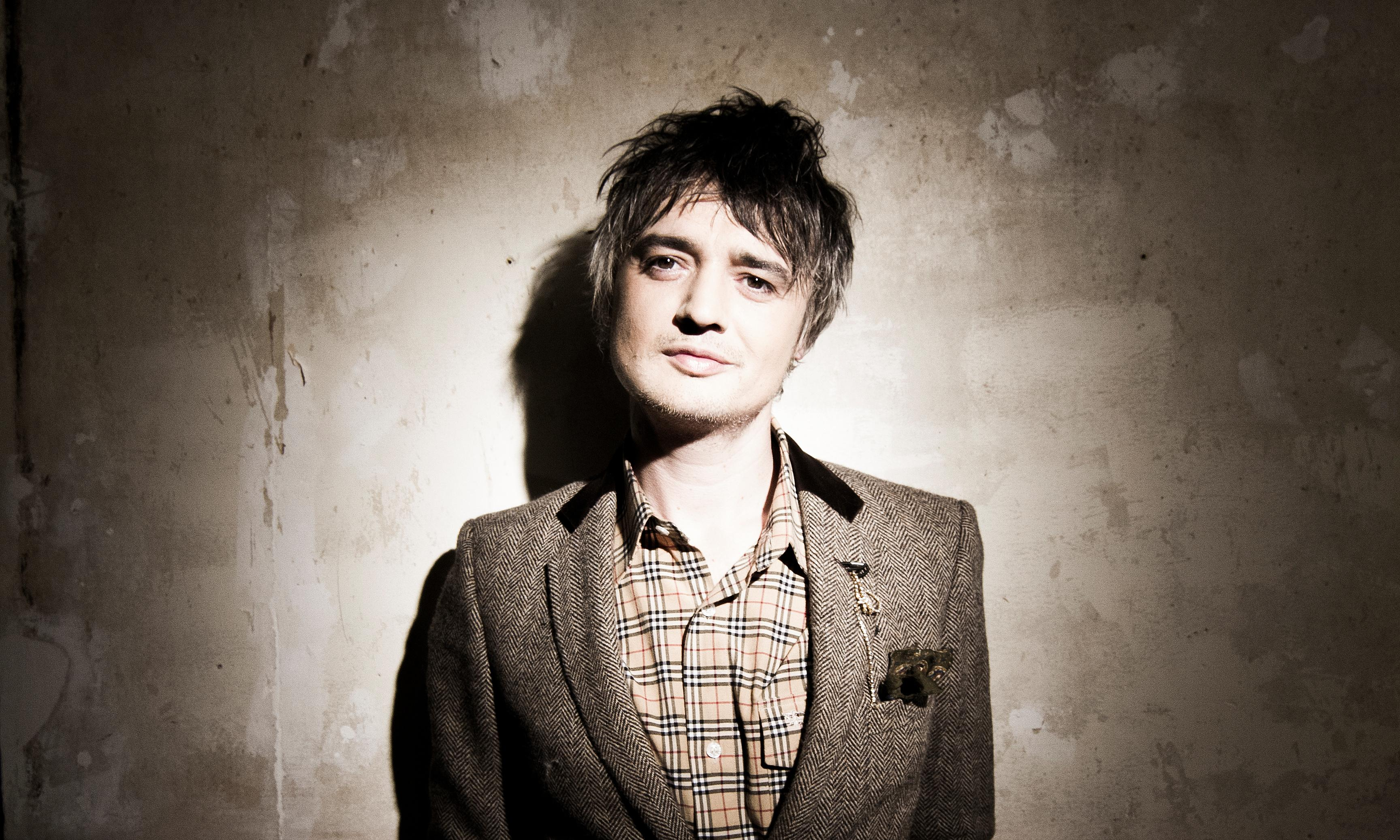 Peter Doherty: 'If I was drug free, I'd be a force to be reckoned with'