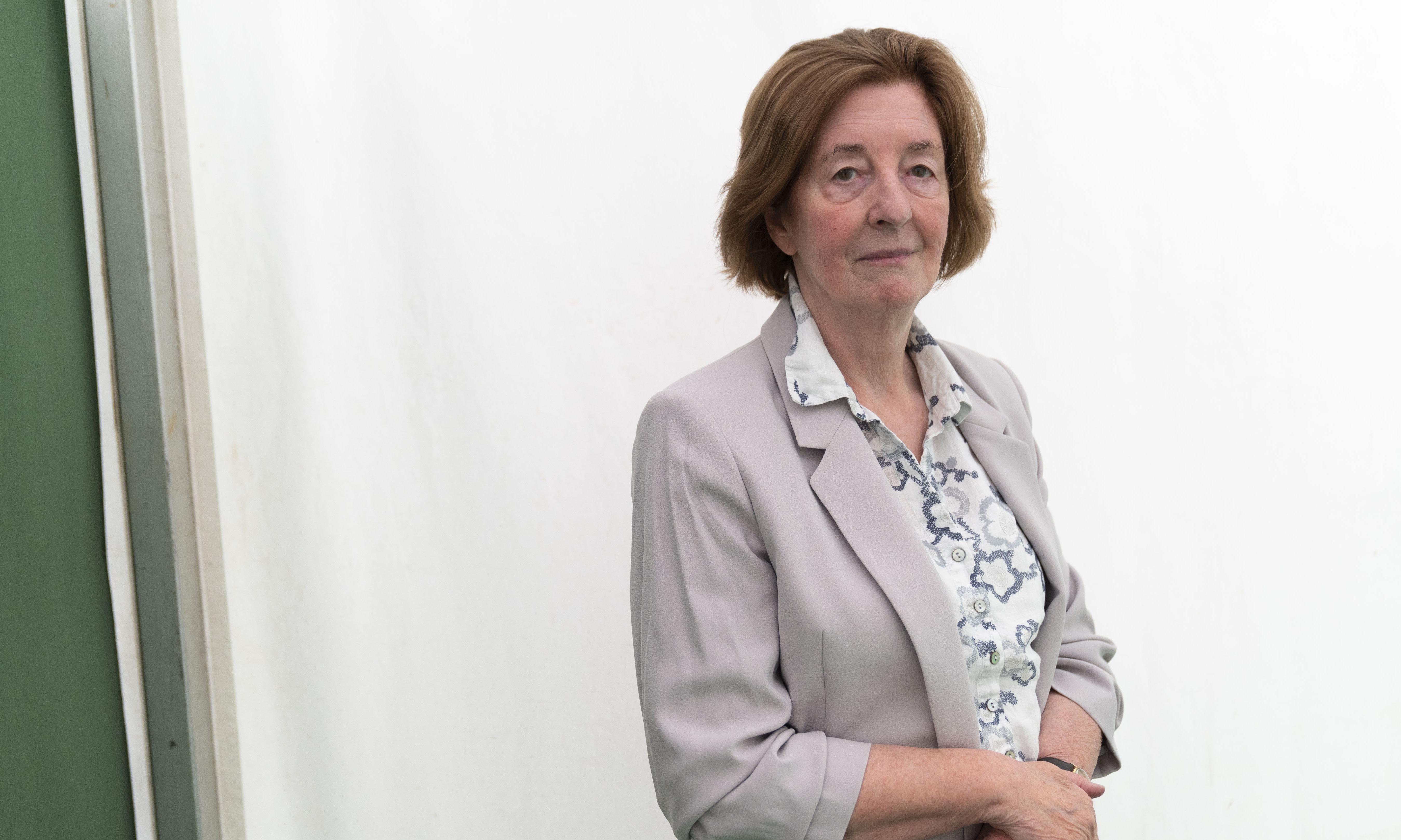 Novelist Pat Barker hits out at 'fashionable' diversity schemes