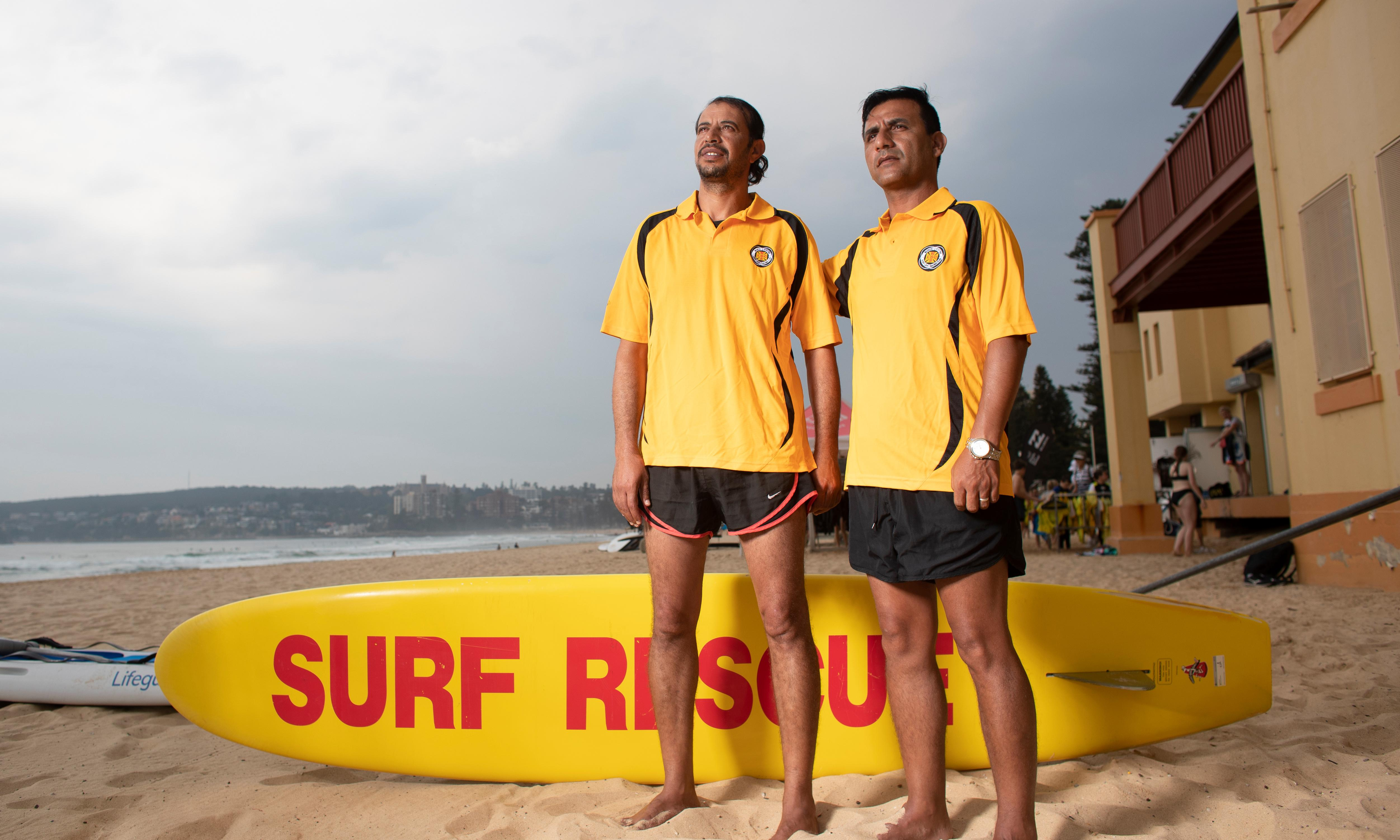 From Gaza to Sydney: the quest for Palestine's first surf lifesaving club