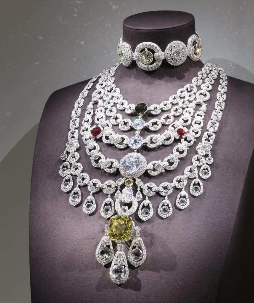 The Patiala necklace