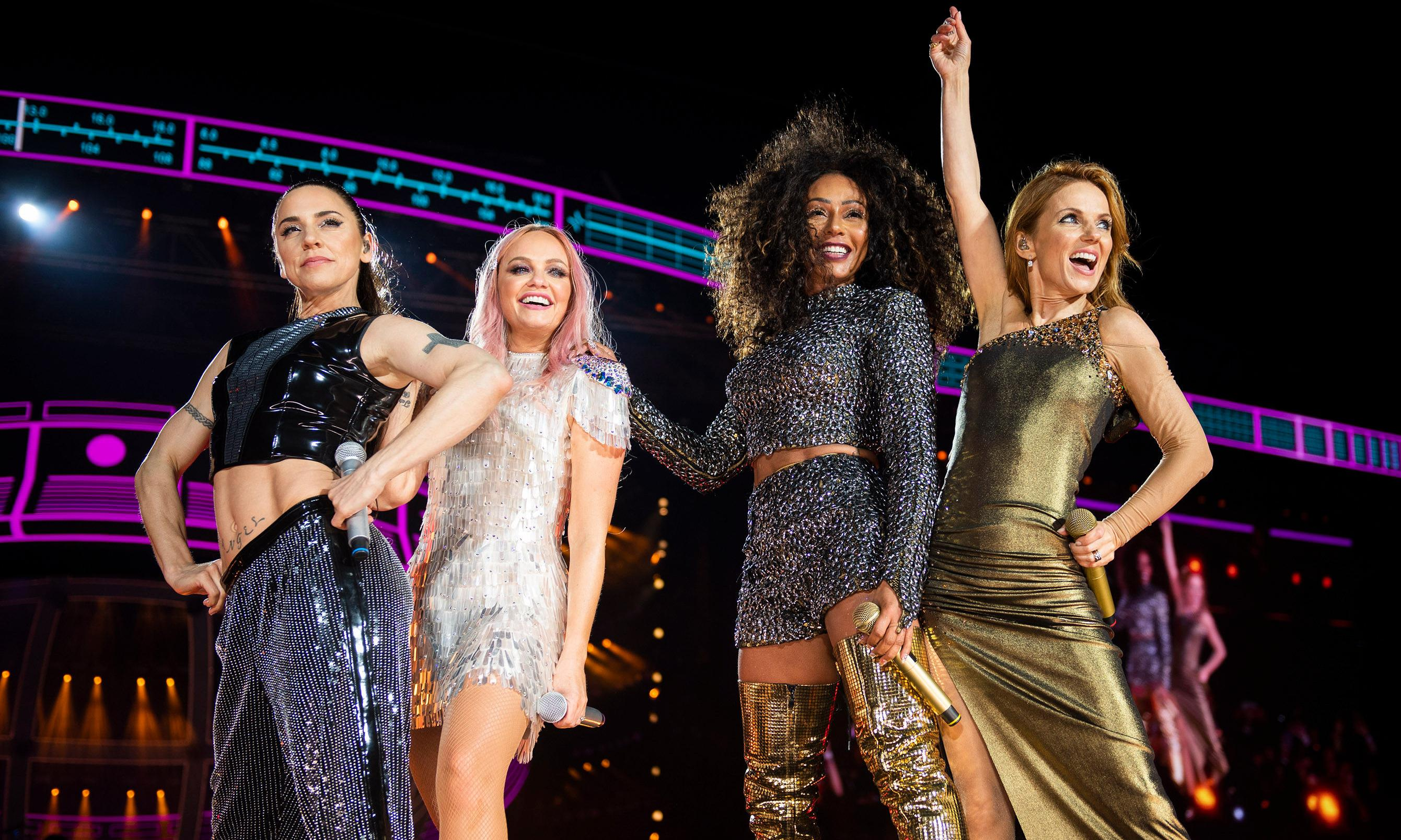 Say you'll be where? Spice Girls taunt Australian fans by taking back promise of tour