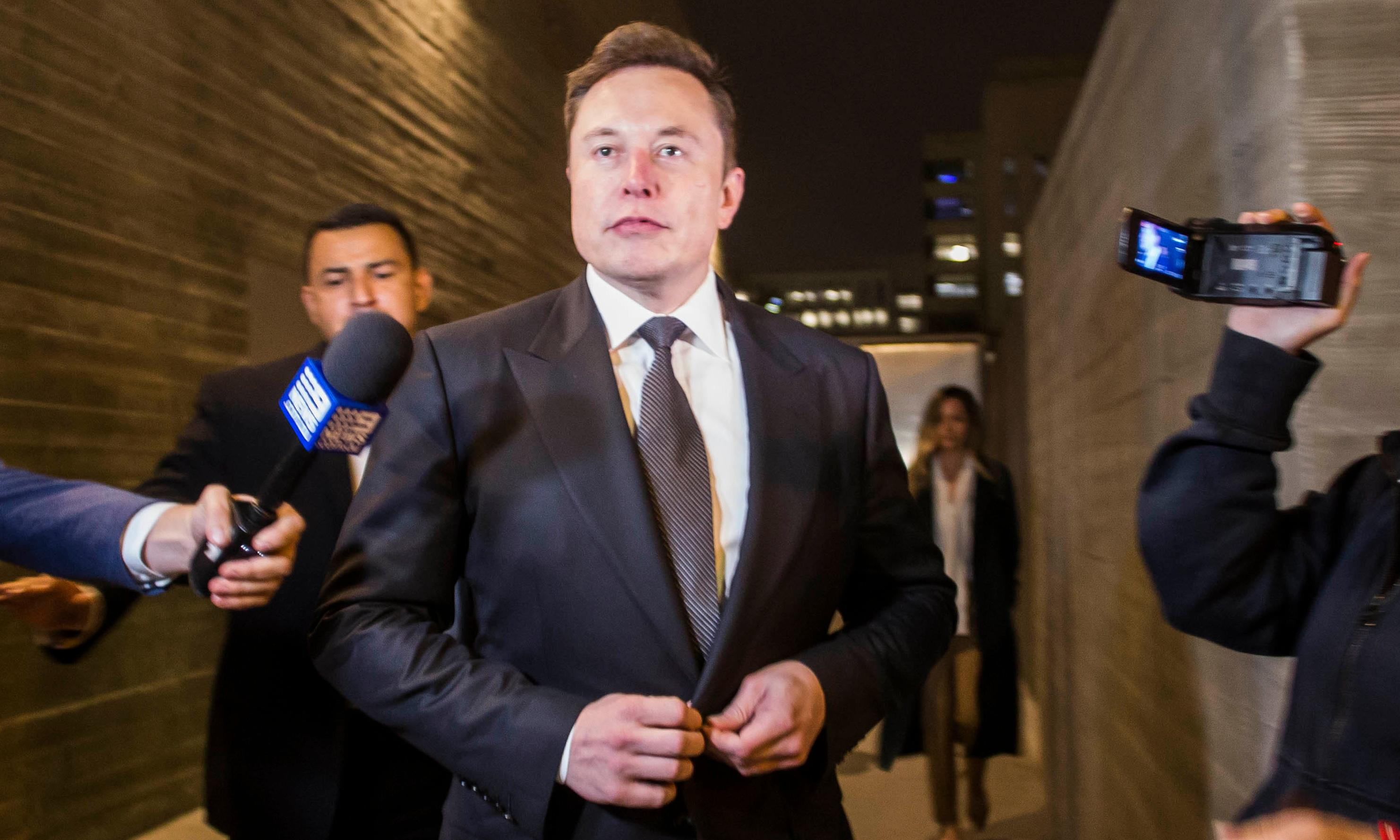 Elon Musk: pedo guy insult was 'not classy' but not meant literally