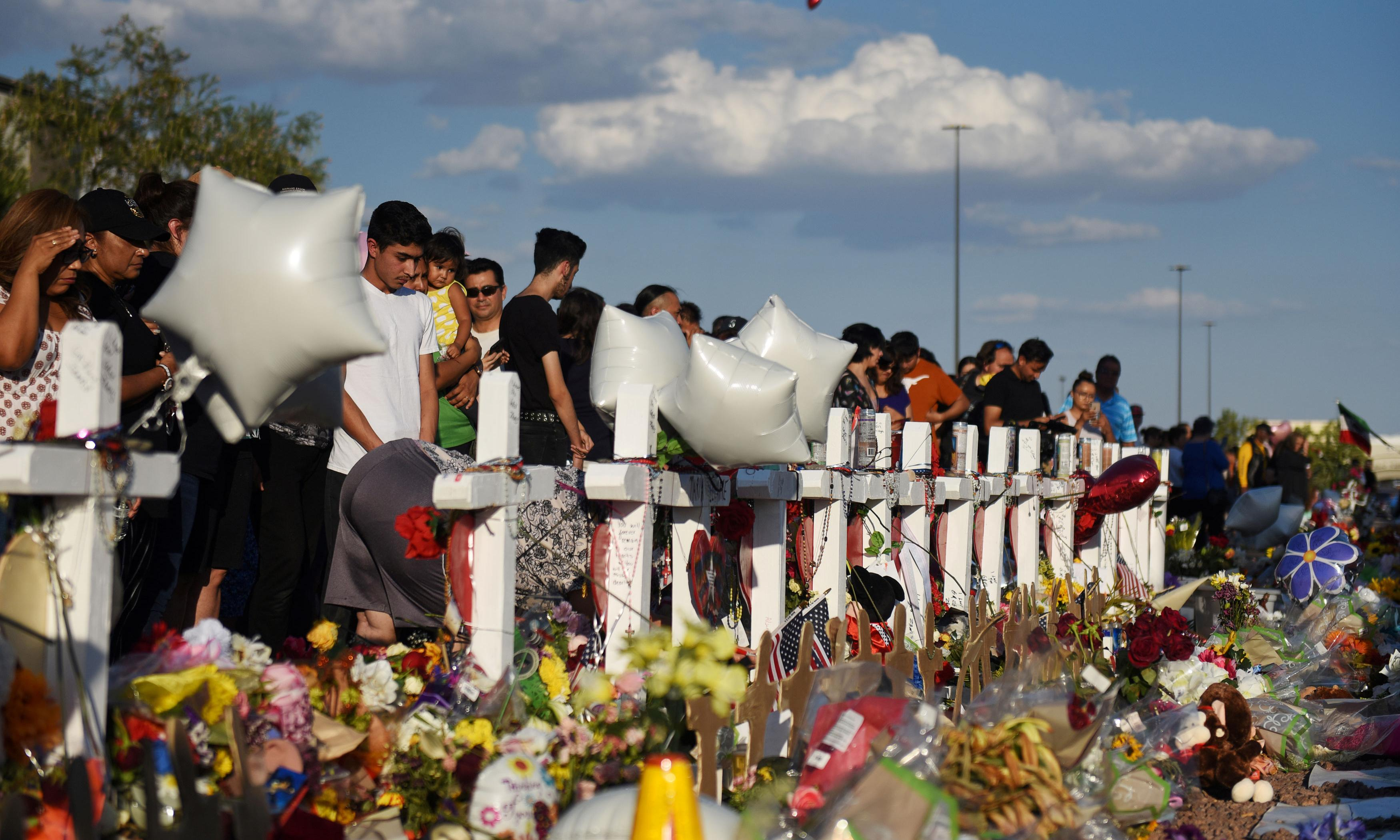 Words matter. Trump bears a responsibility for El Paso