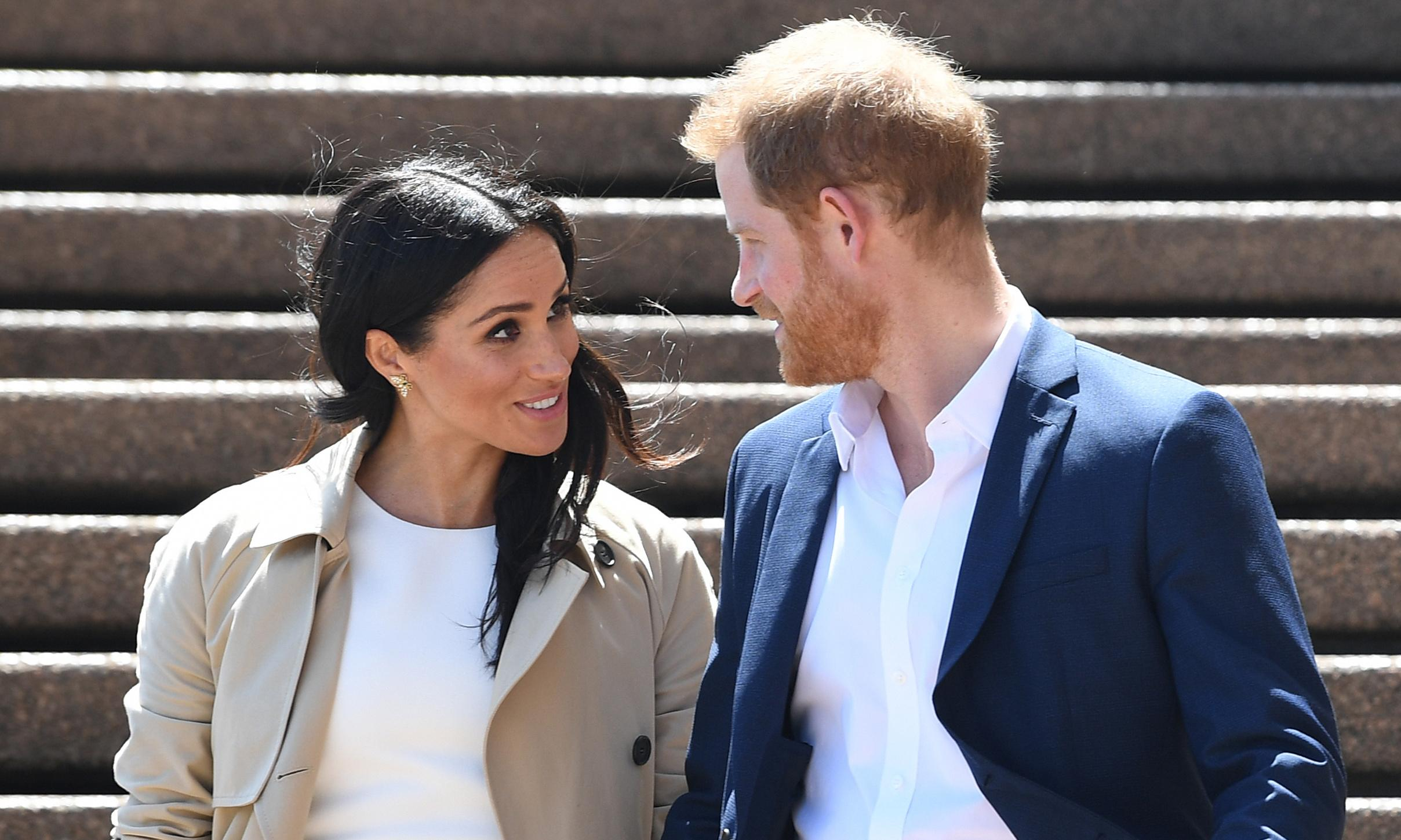 Wouldn't it be nice if Harry and Meghan had coughed up for their refurb?