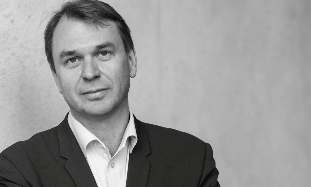 German author Dirk Kurbjuweit.