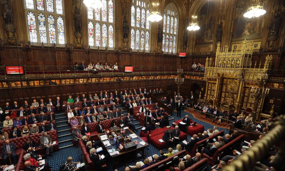 The 36-strong list of peerage nominations means the House of Lords will soon have nearly 200 more members than the Commons.