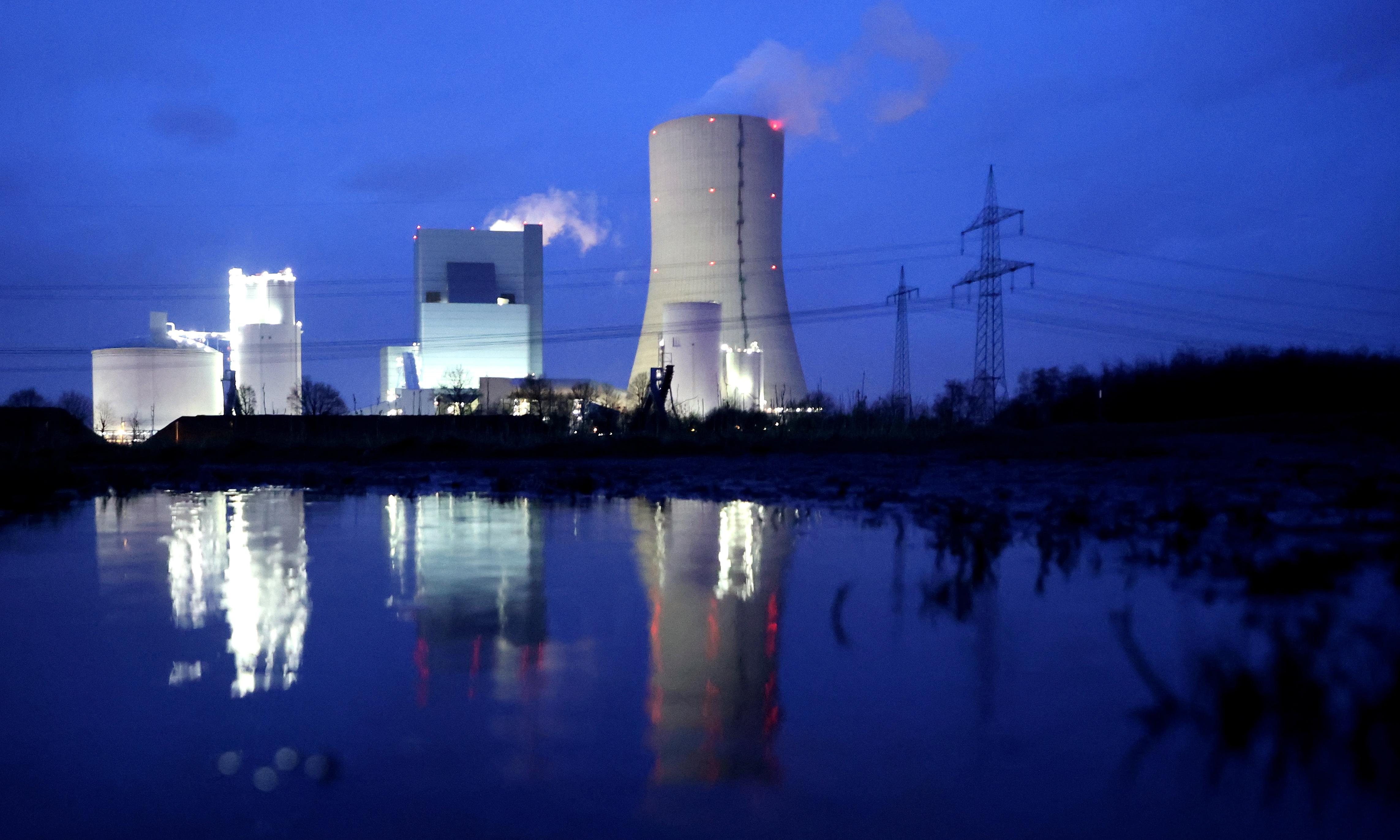 Germany will pay billions to speed up coal-fired power plant shutdowns