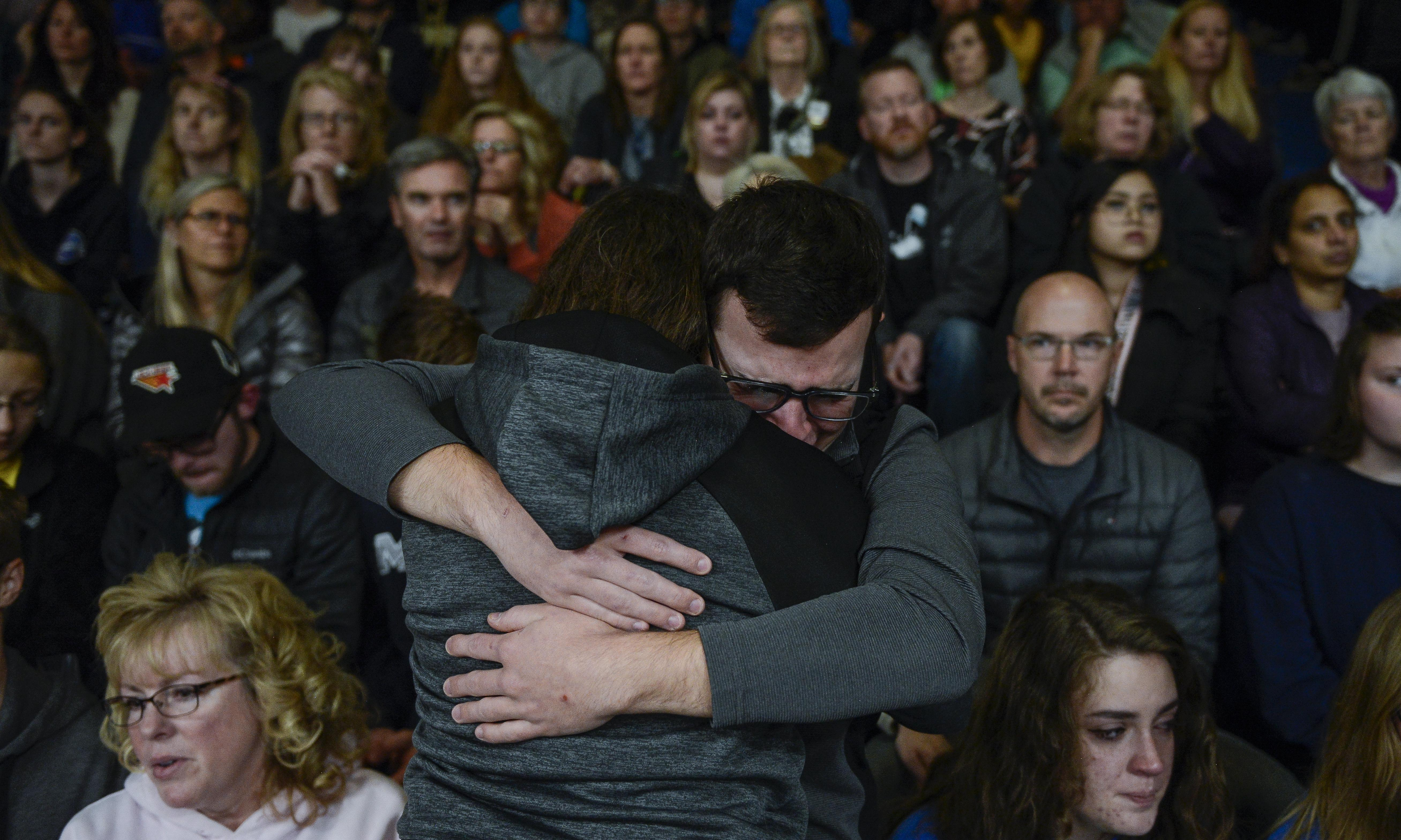 'Why is this happening?' Colorado reckons with another school shooting