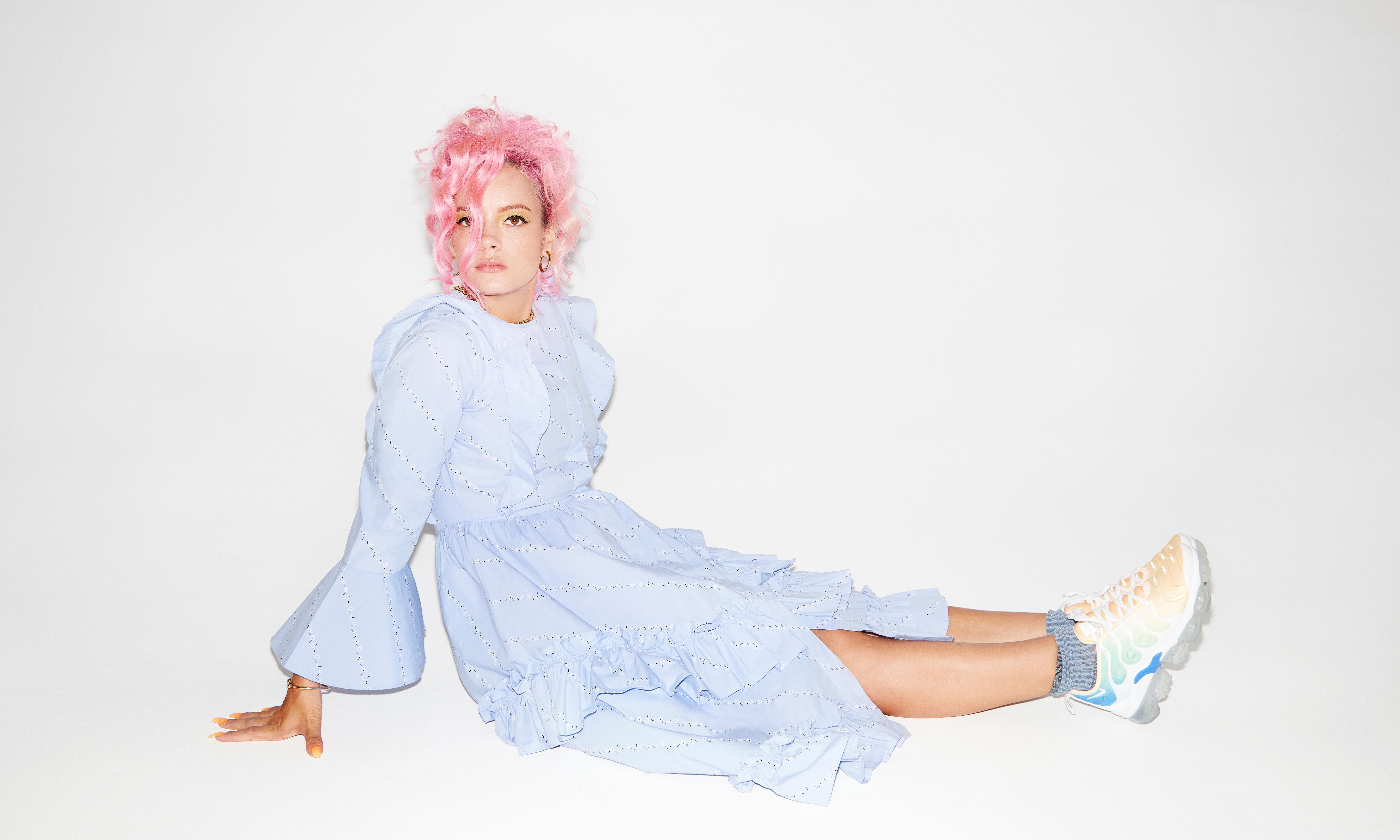 Lily Allen: 'The book I wish I'd written? Harry Potter, for obvious reasons'