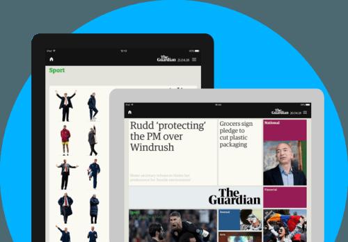 Guardian australia app