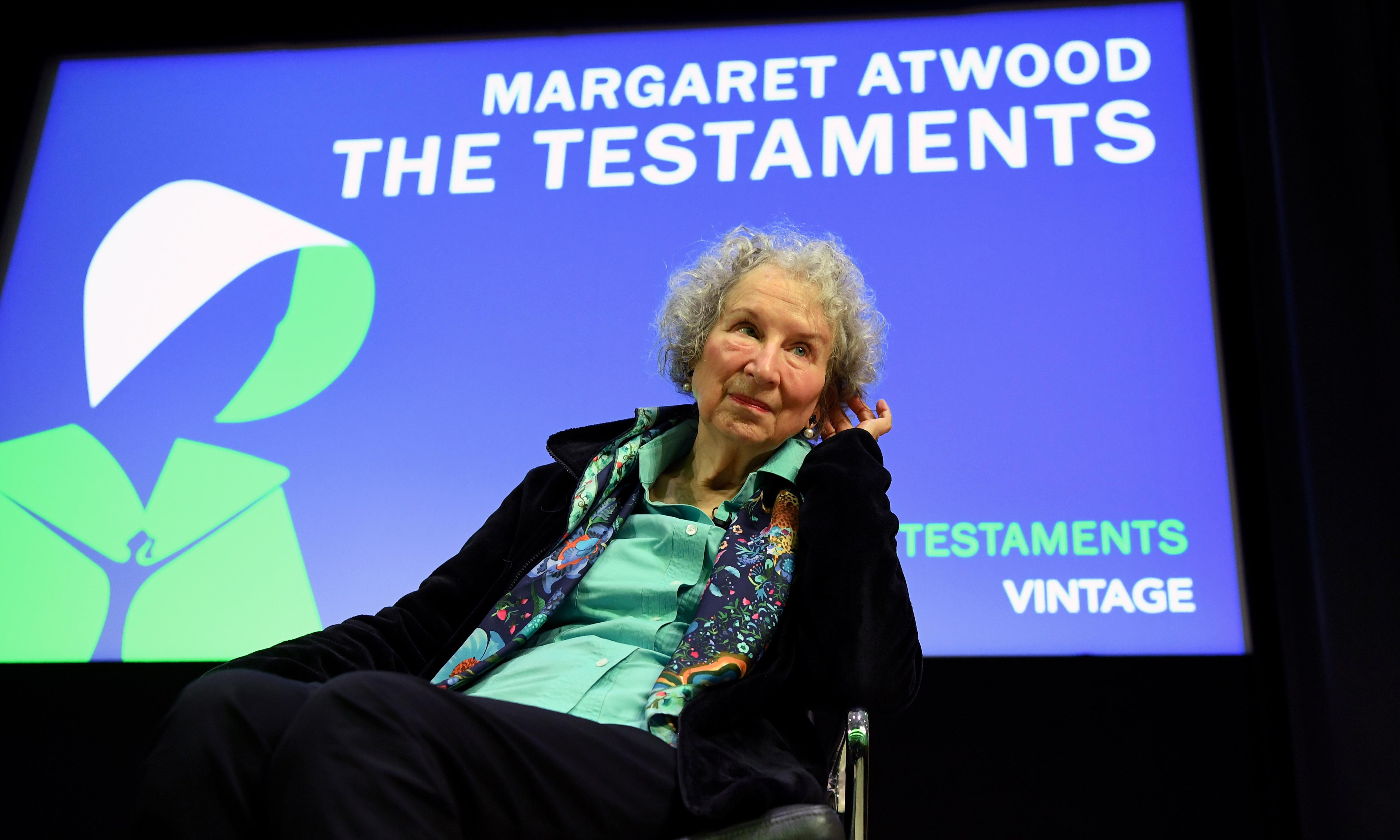 More Handmaid's Tale sequels? 'Never say never', says Margaret Atwood