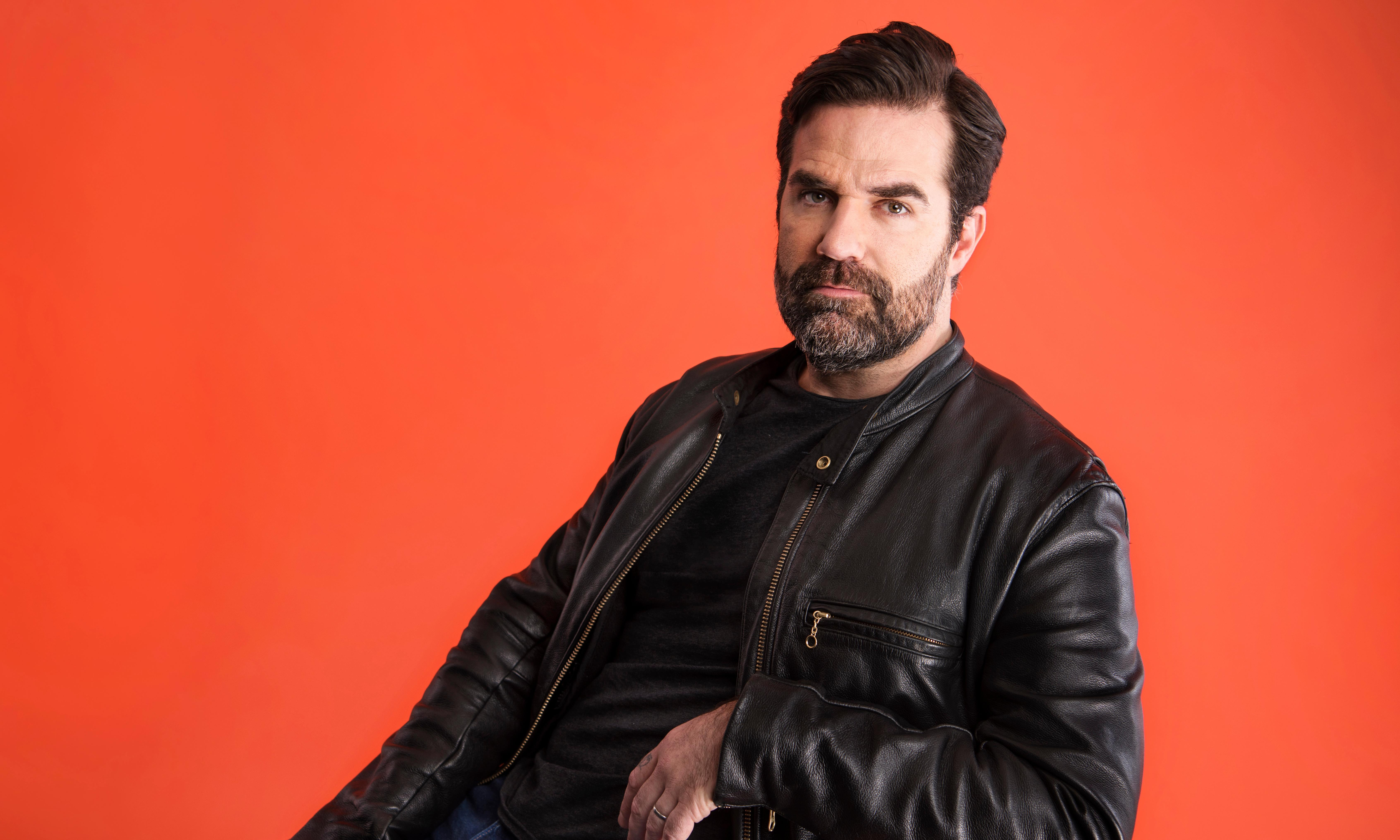 Rob Delaney: 'My kids still see me as the guy who won't let them drink coke at breakfast'