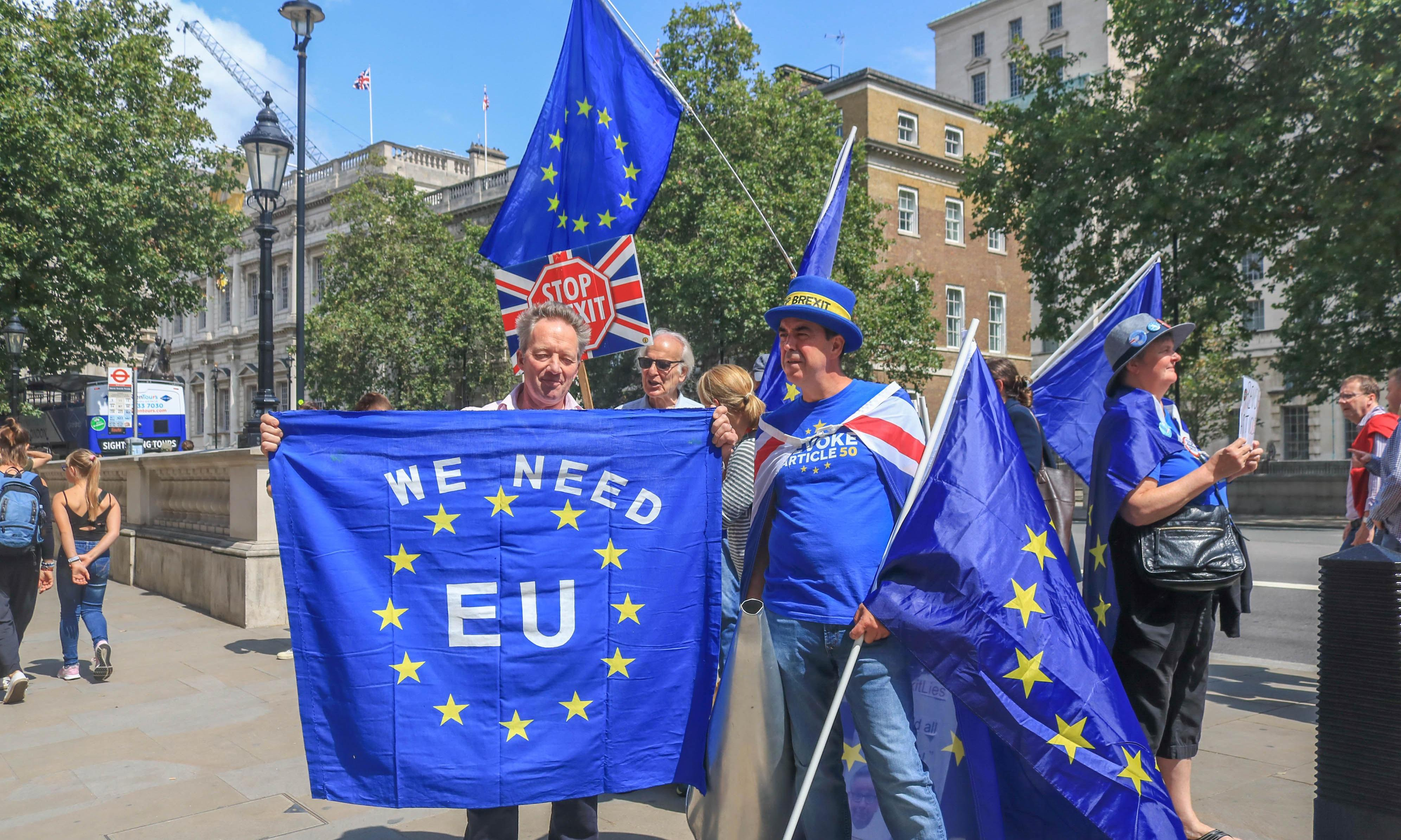 An election is coming – and only all-party cooperation can stop no deal