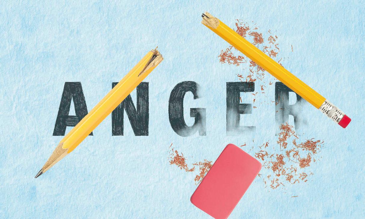 How furious are you? Take the anger test