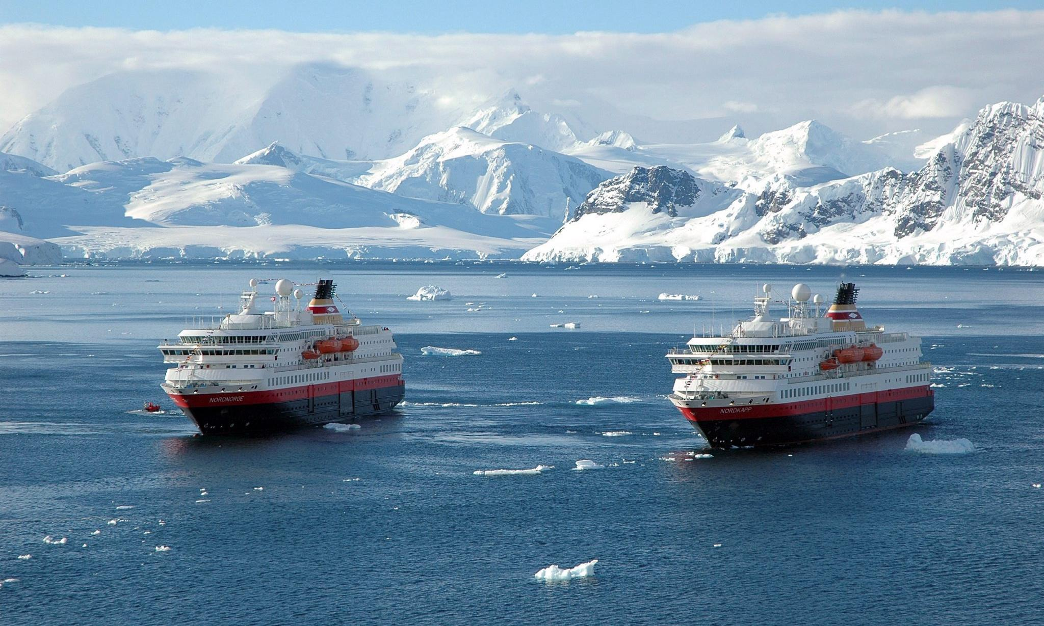 Dead fish to power cruise ships