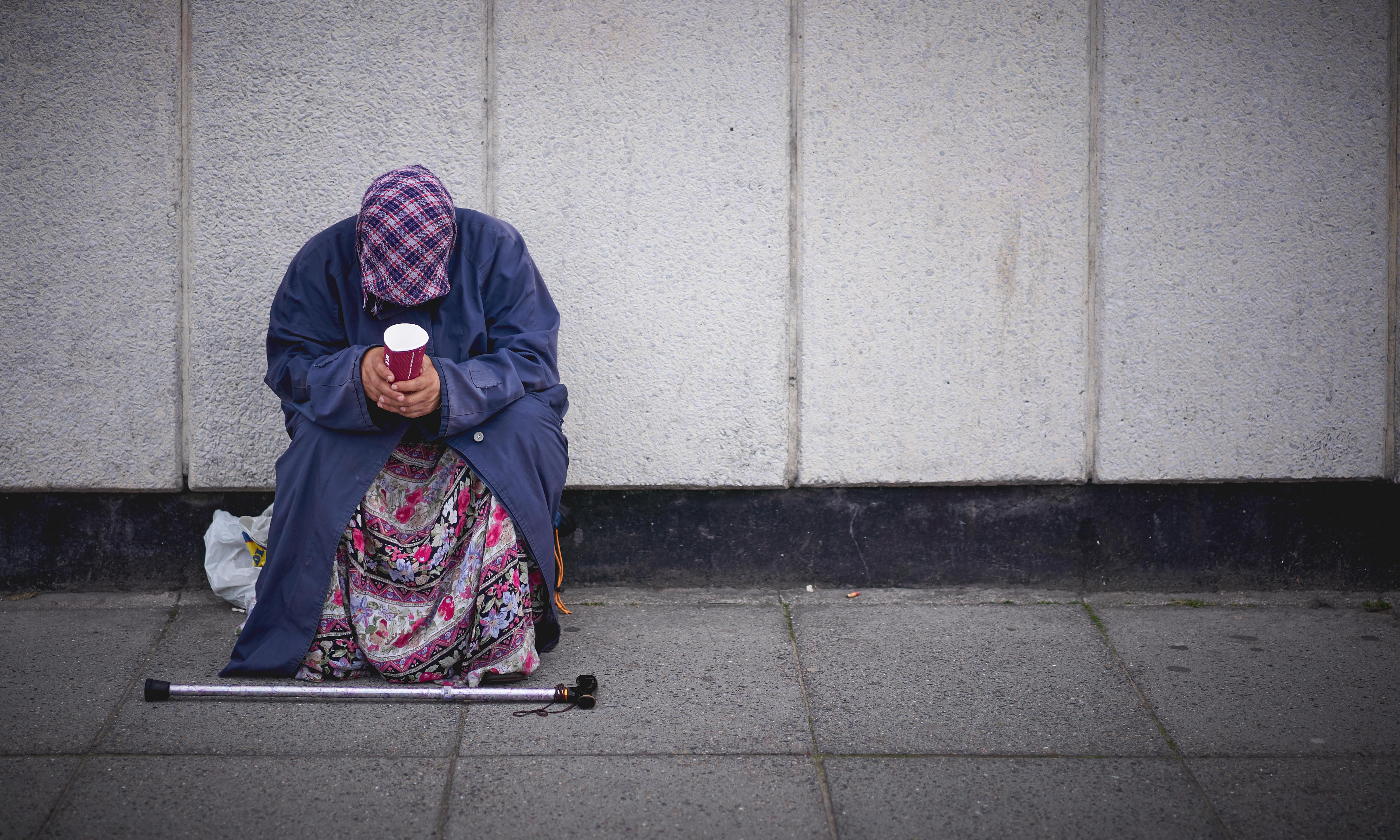 Half of all homeless people may have had traumatic brain injury
