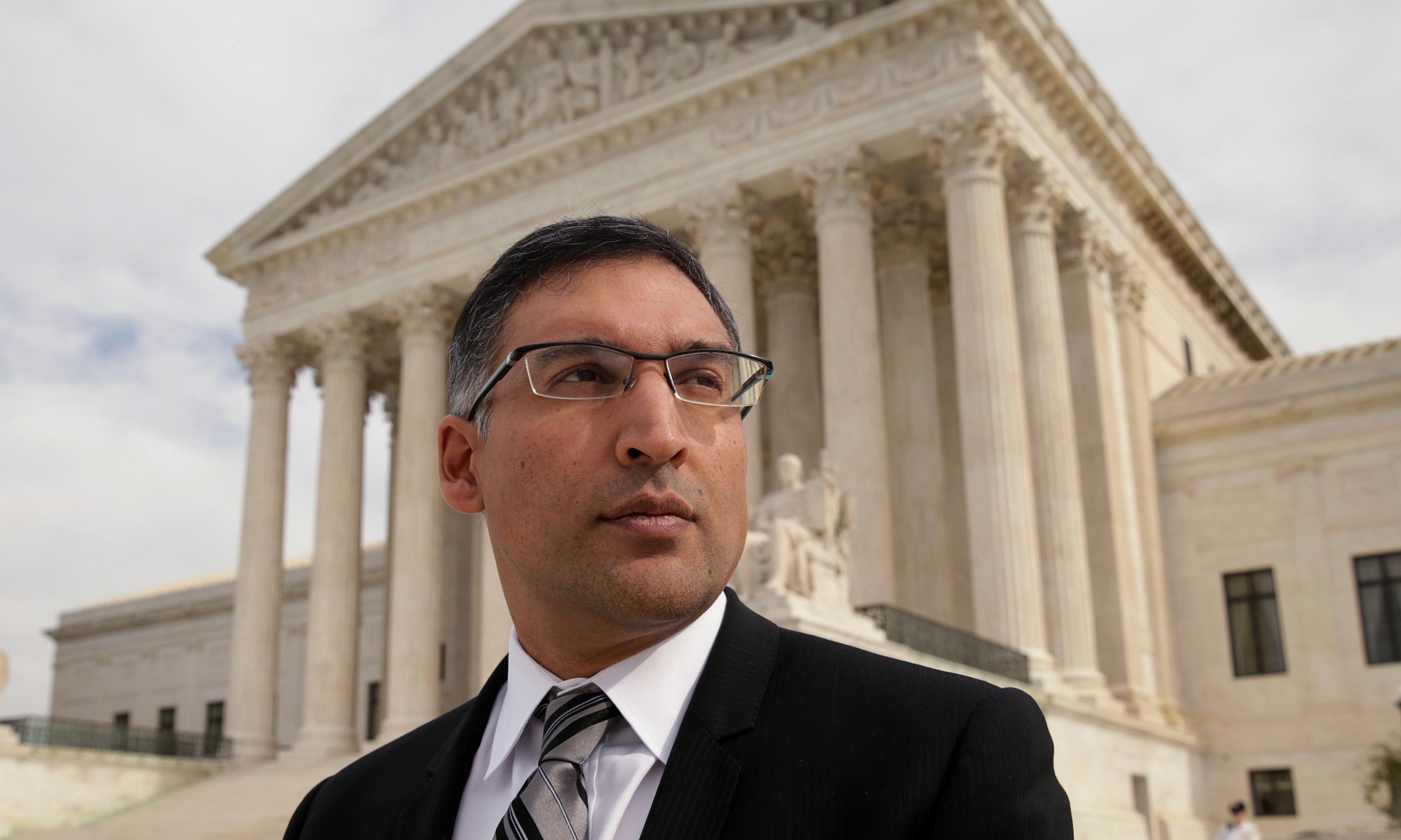 Neal Katyal: 'A second term for Donald Trump could fundamentally destabilise our democracy'