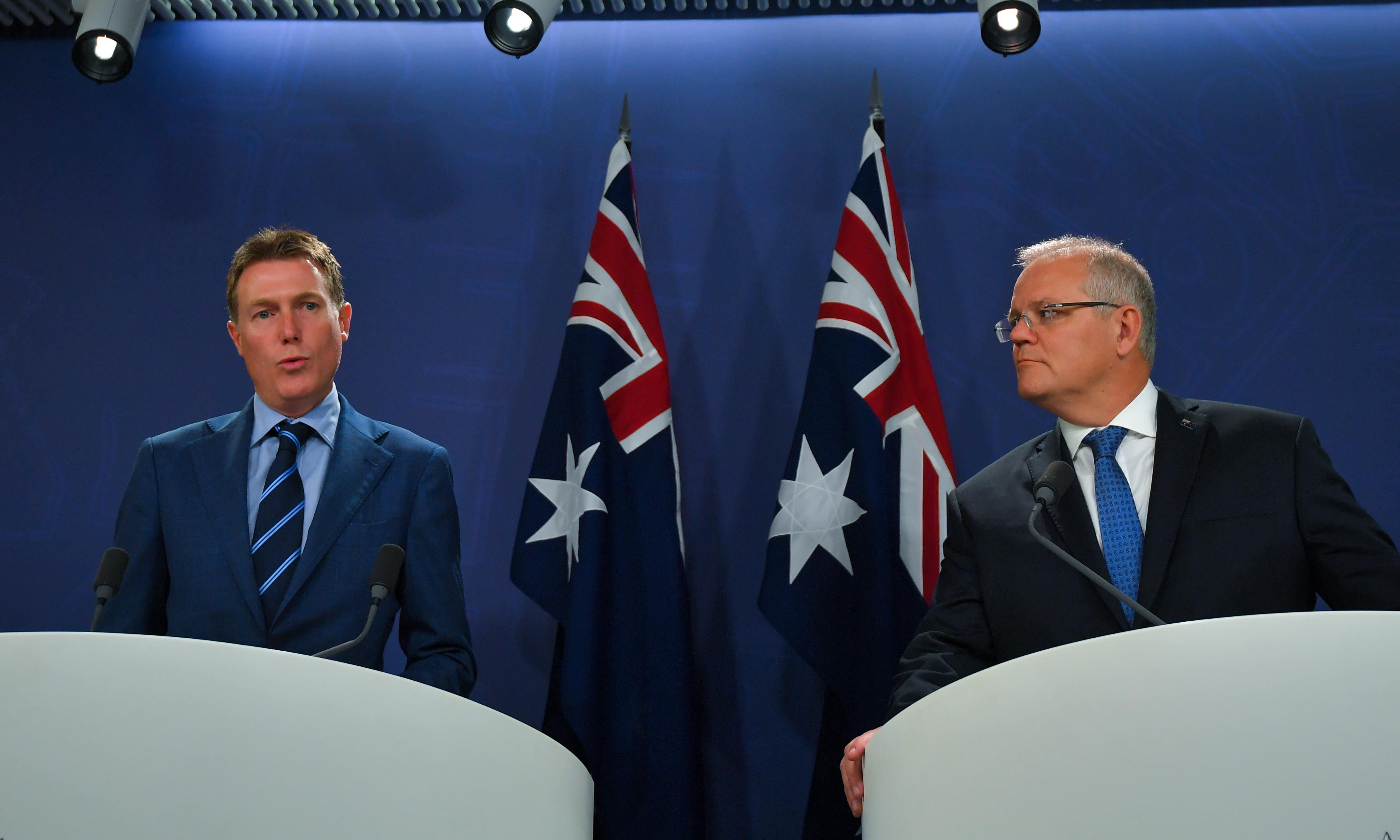 Scott Morrison and the Coalition are fiddling as Australia burns