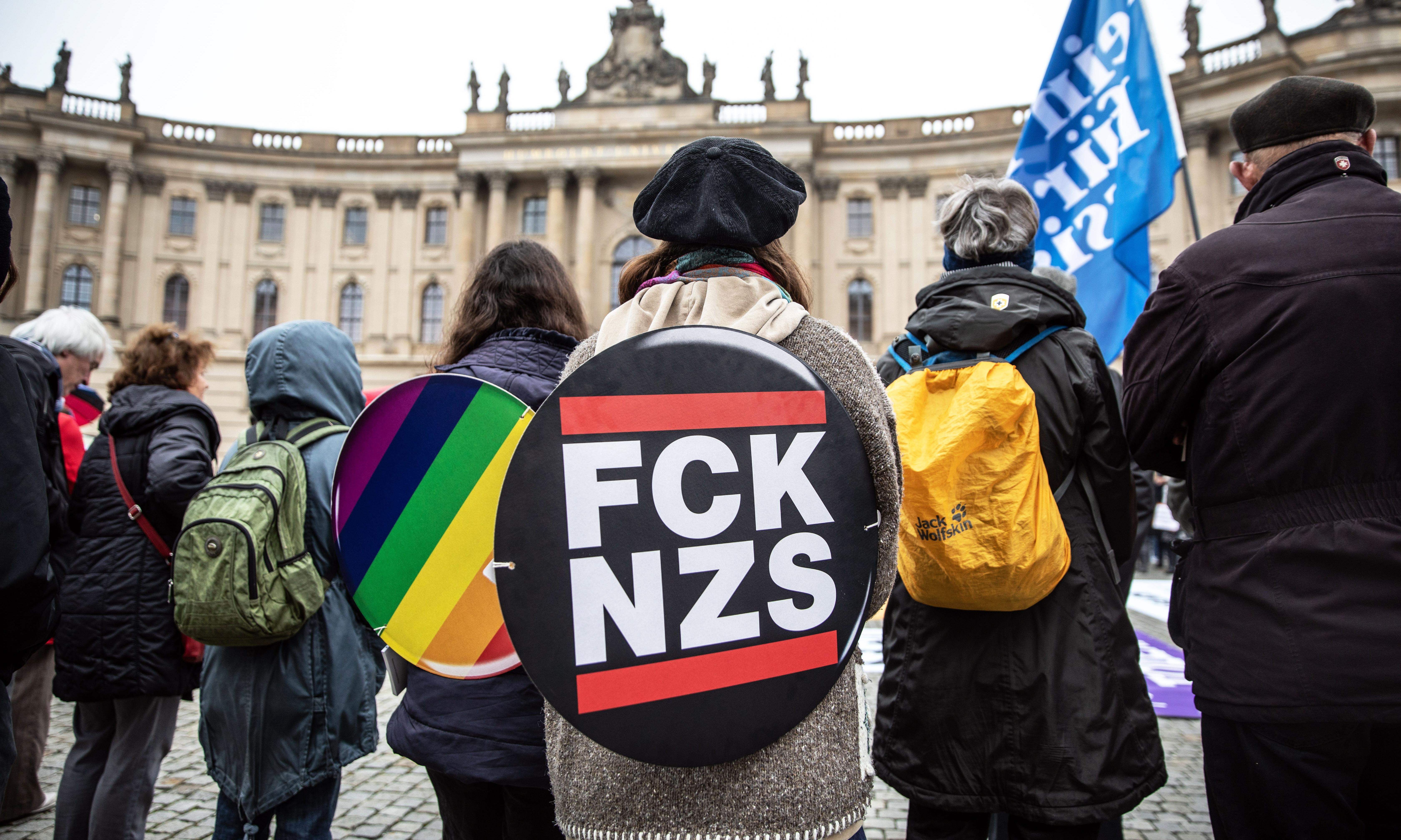 Neo-Nazi terror group threatened 'to find and harm' US activist in Germany