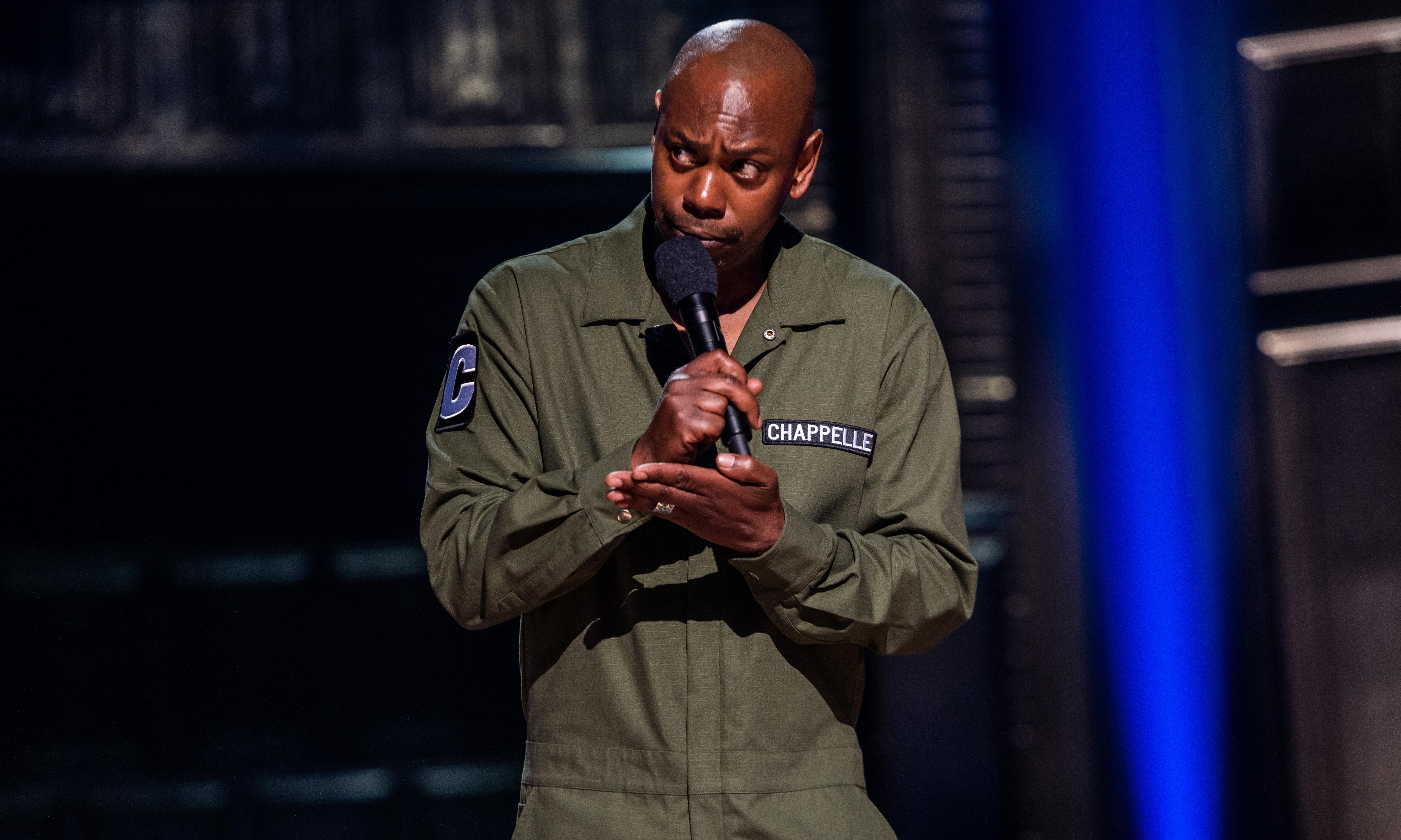 Shock and bore: how Dave Chappelle lost his comic touch