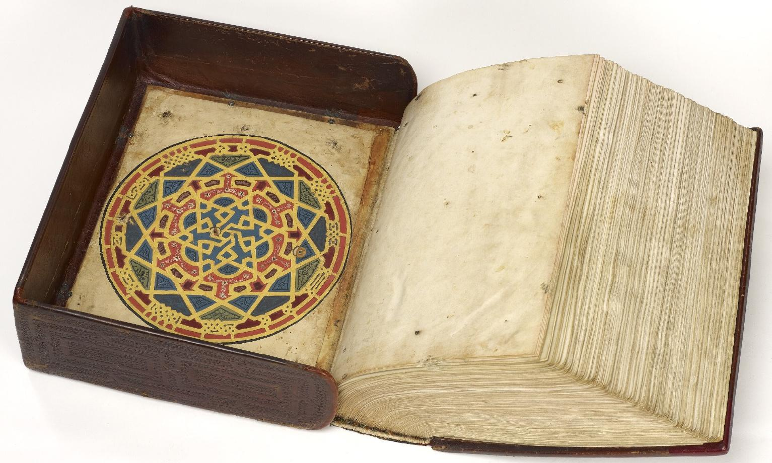 500 years after the expulsion of Spain's Jews, medieval Bible comes home