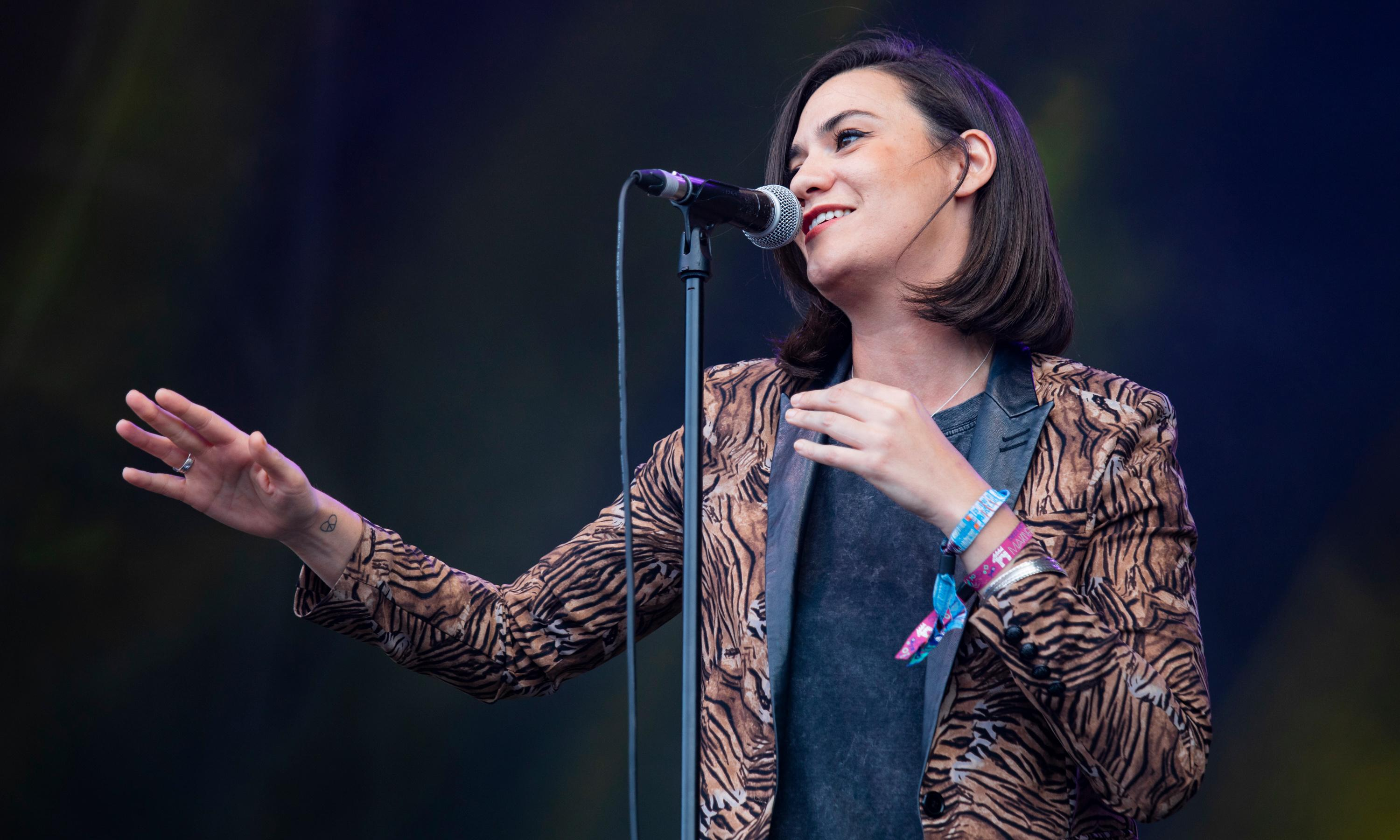 Nadine Shah: 'One Glastonbury, I washed my hands in the men's urinals'
