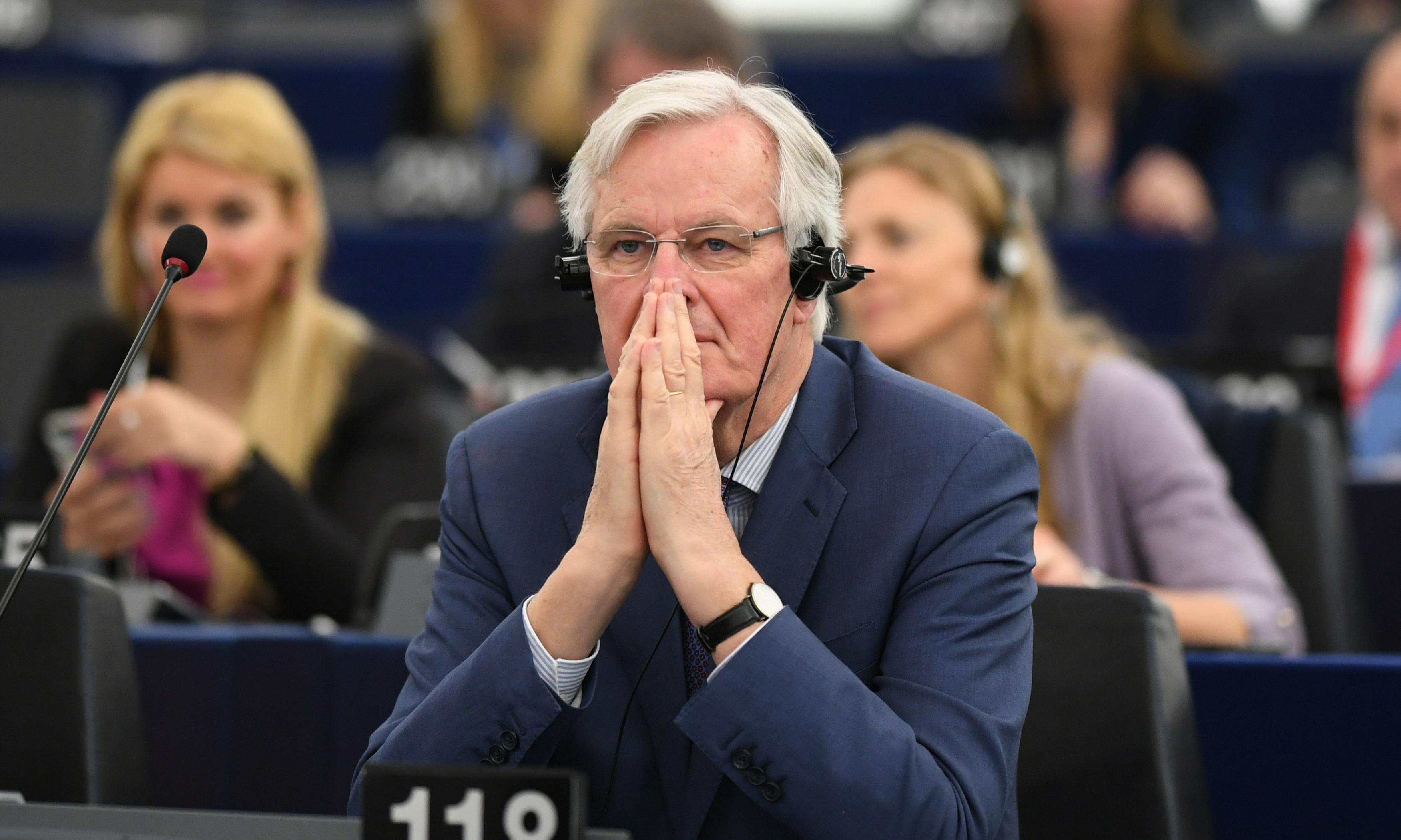 Europe's patience with bumbling Brexit Britain is remarkable